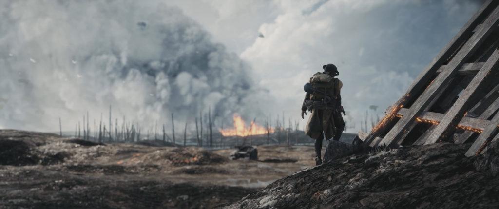 Battlefield 1 fields of France Ultrawide Wallpapers