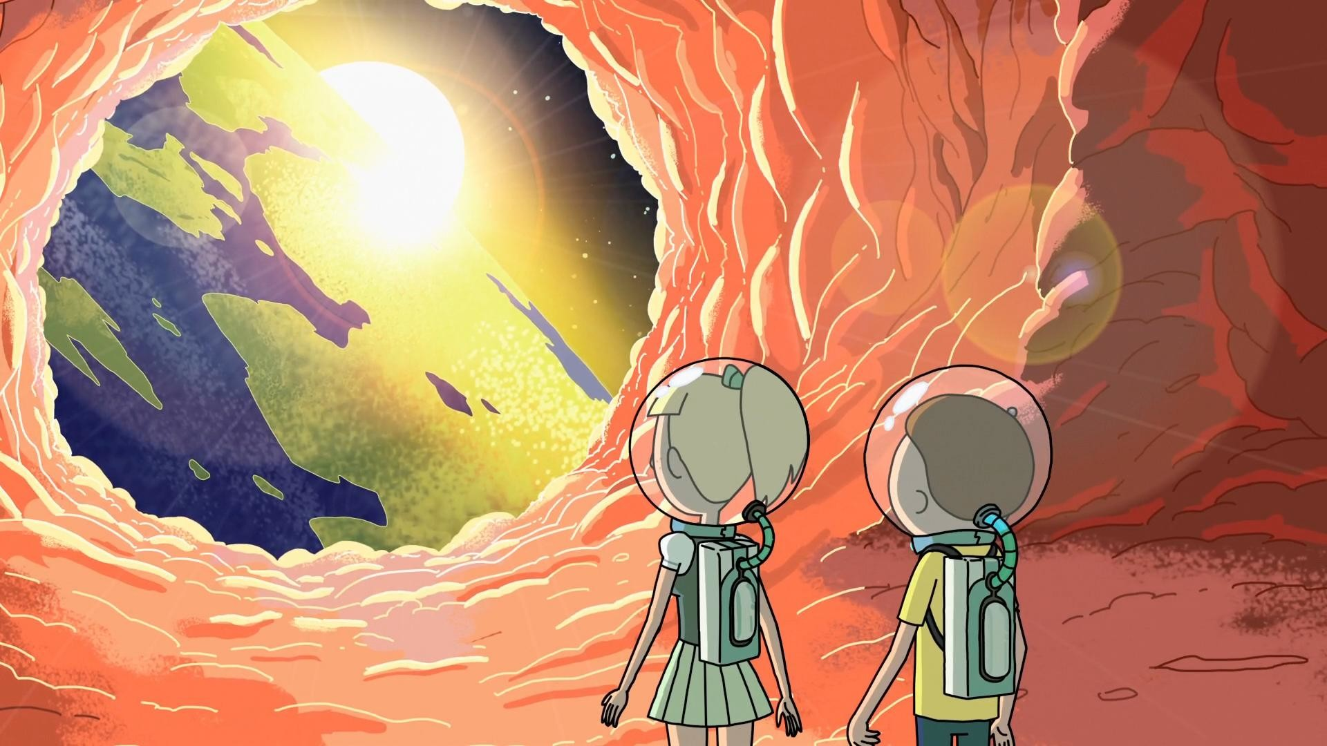 215 Rick and Morty HD Wallpapers   Backgrounds – Wallpaper Abyss – Page 6