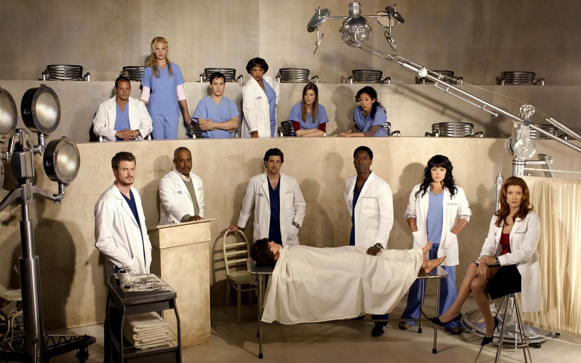 Grey's Anatomy Promo wallpaper