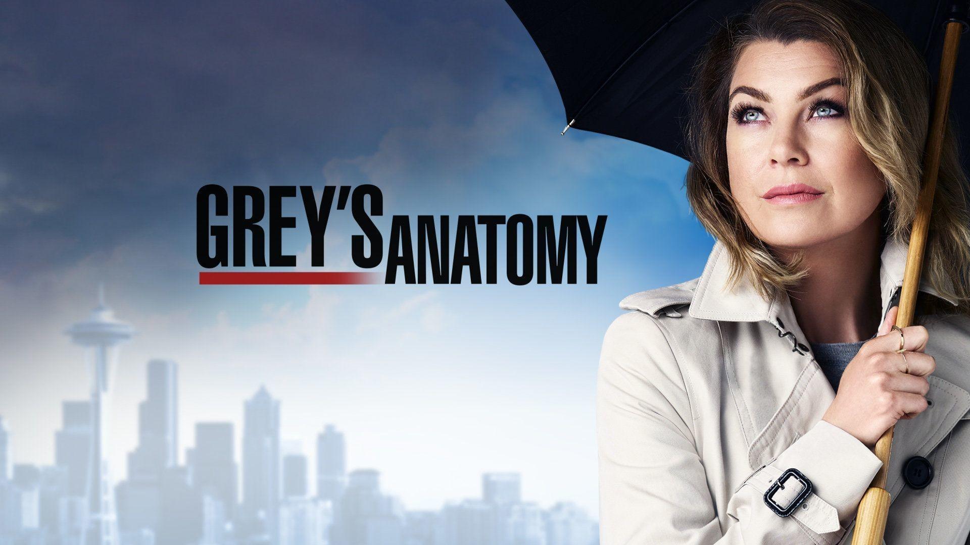 TV Show – Grey's Anatomy Wallpaper