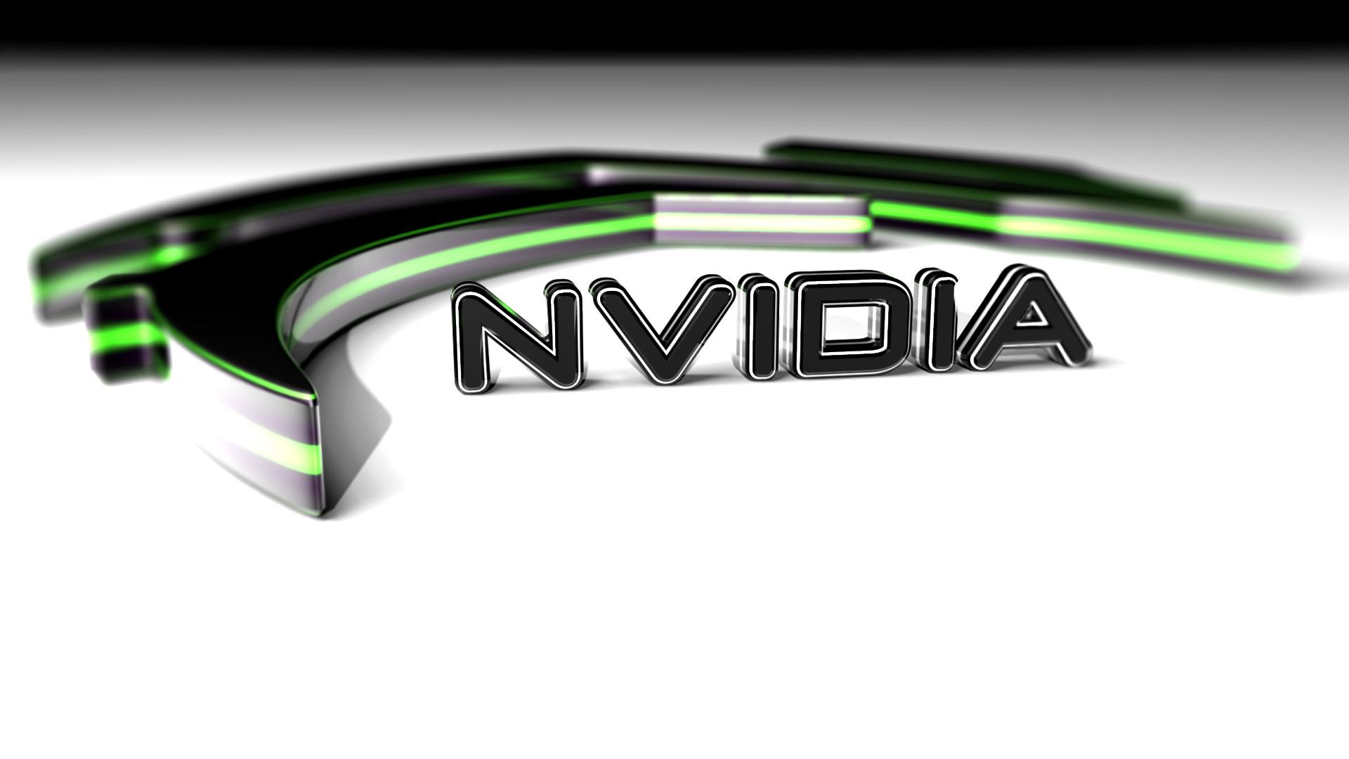 nVidia Graphics Logo HD Wallpaper