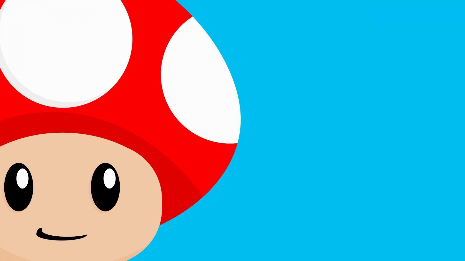 Mario-mushroom-vector-wallpapers-HD