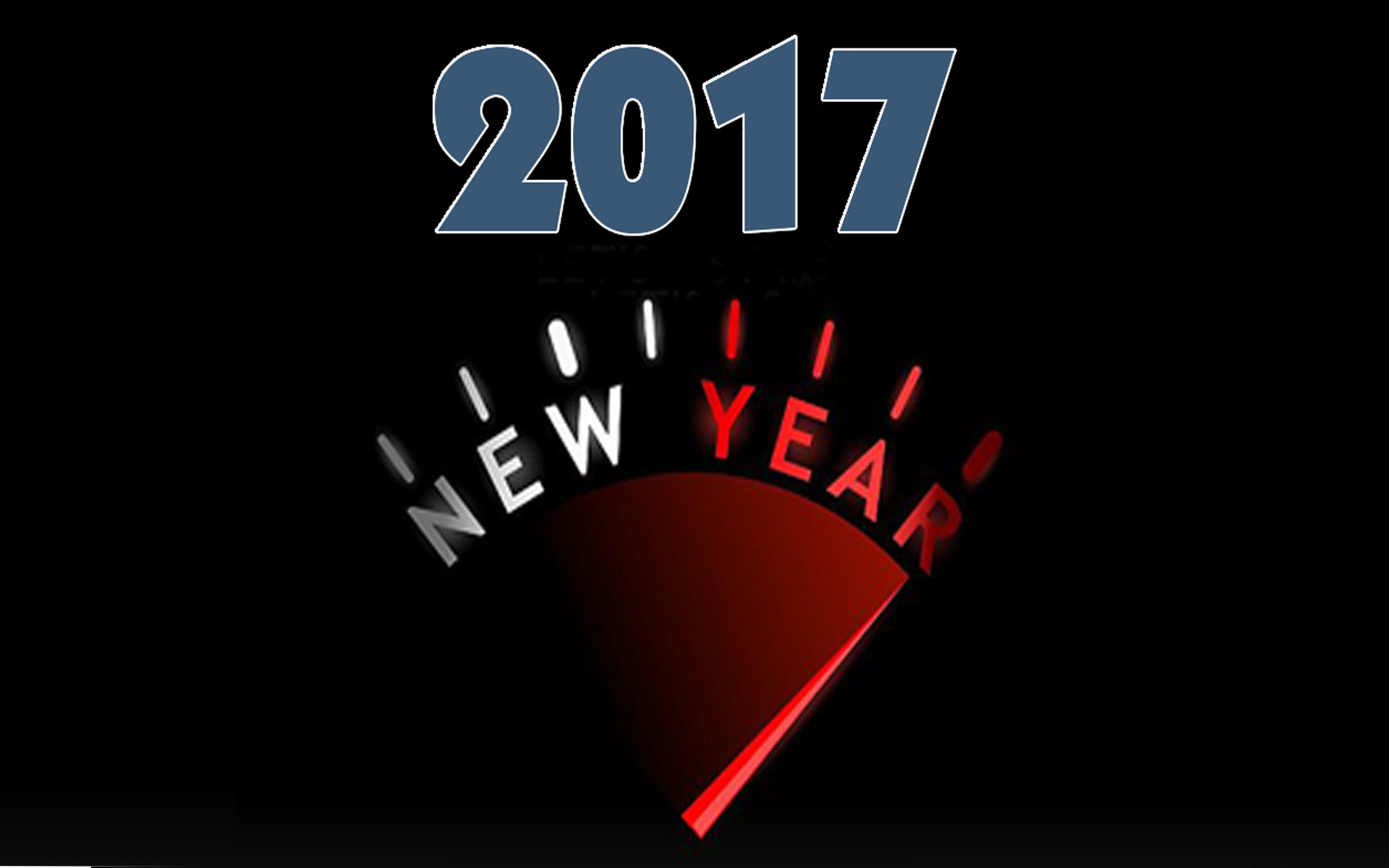 Happy New Year 2017 Wallpapers HD.
