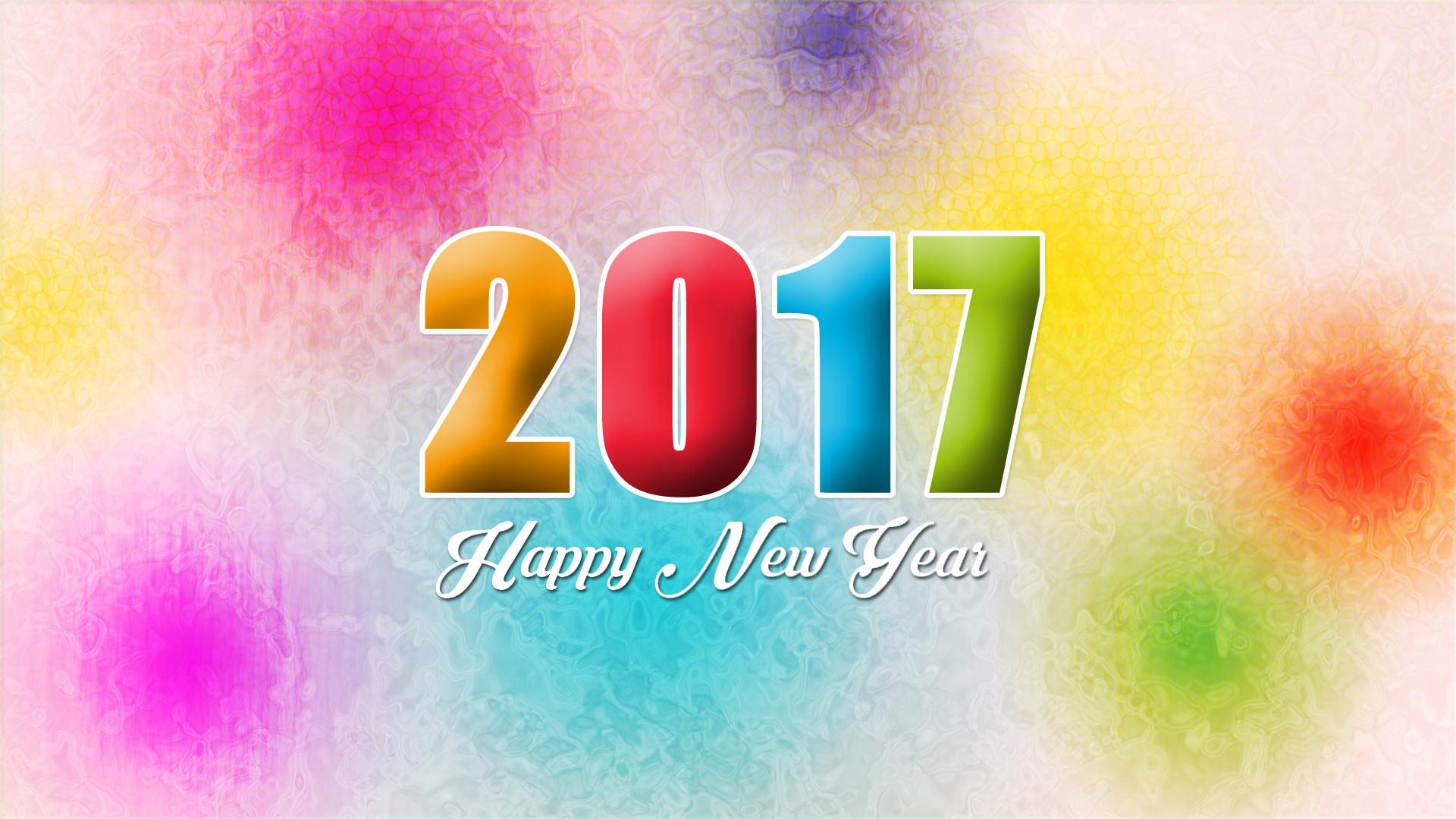 rainbow-new-year-2017-hd-wallpaper