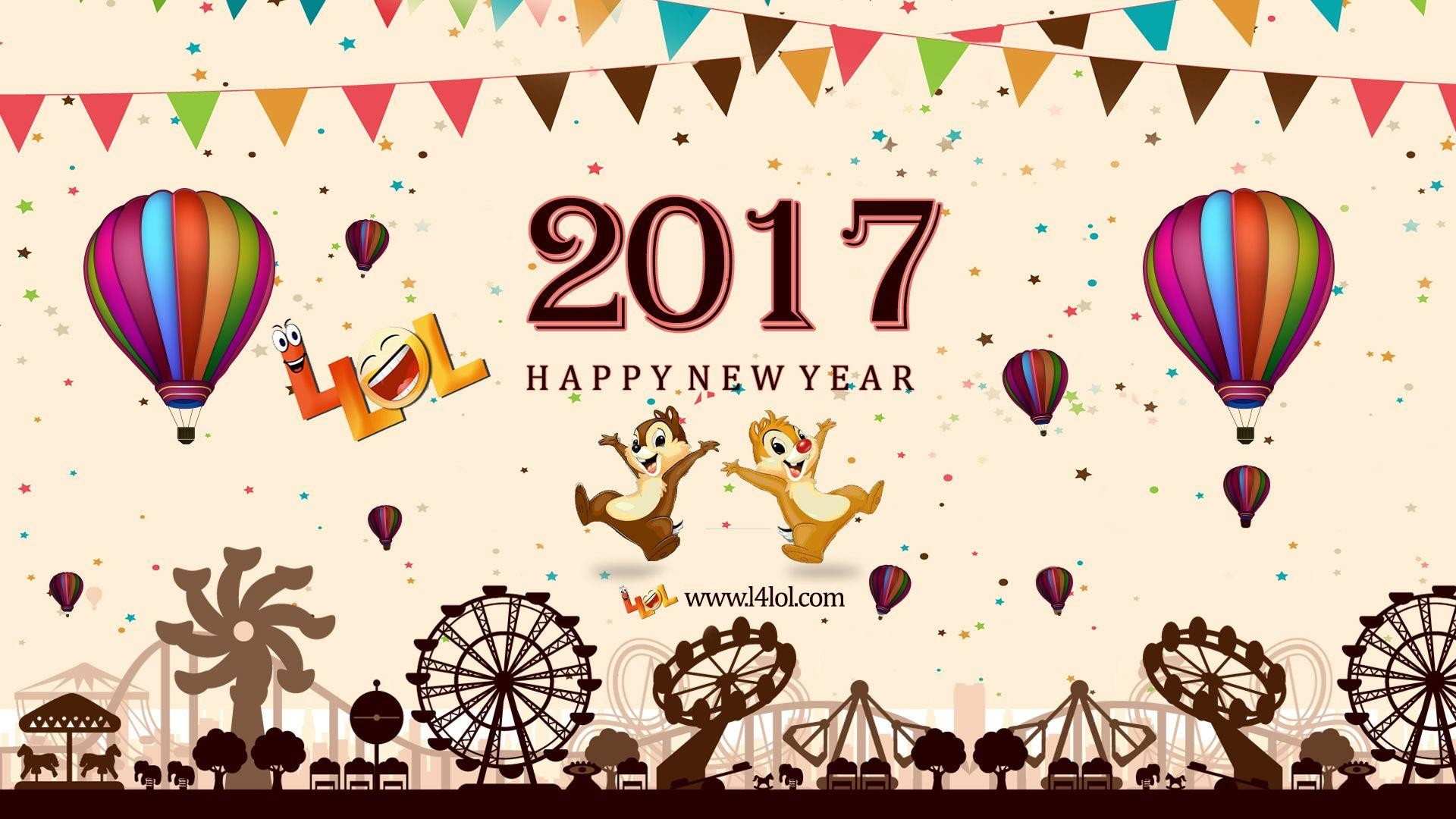 Happy New Year 2017 Images, HD Wallpapers, Pictures – Live Trendz