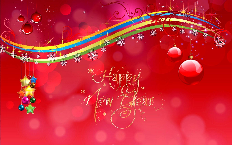 Happy New Year Wallpaper HD.