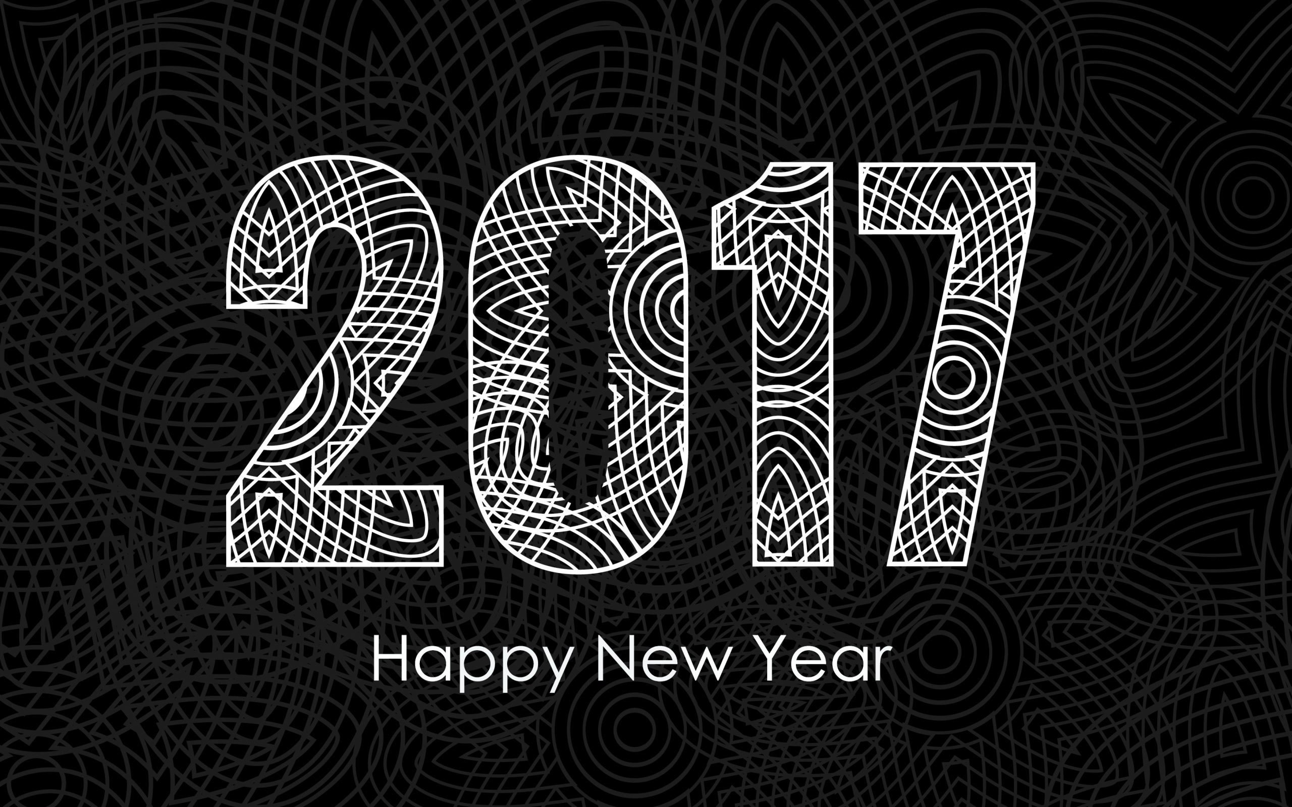 Celebrations / New Year / Happy New Year Wallpaper. Happy New Year, 2017, HD