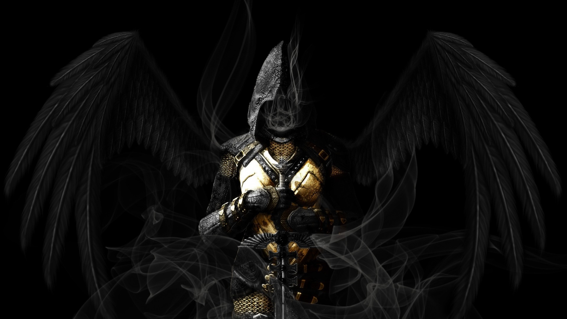Dark – Angel Wallpaper