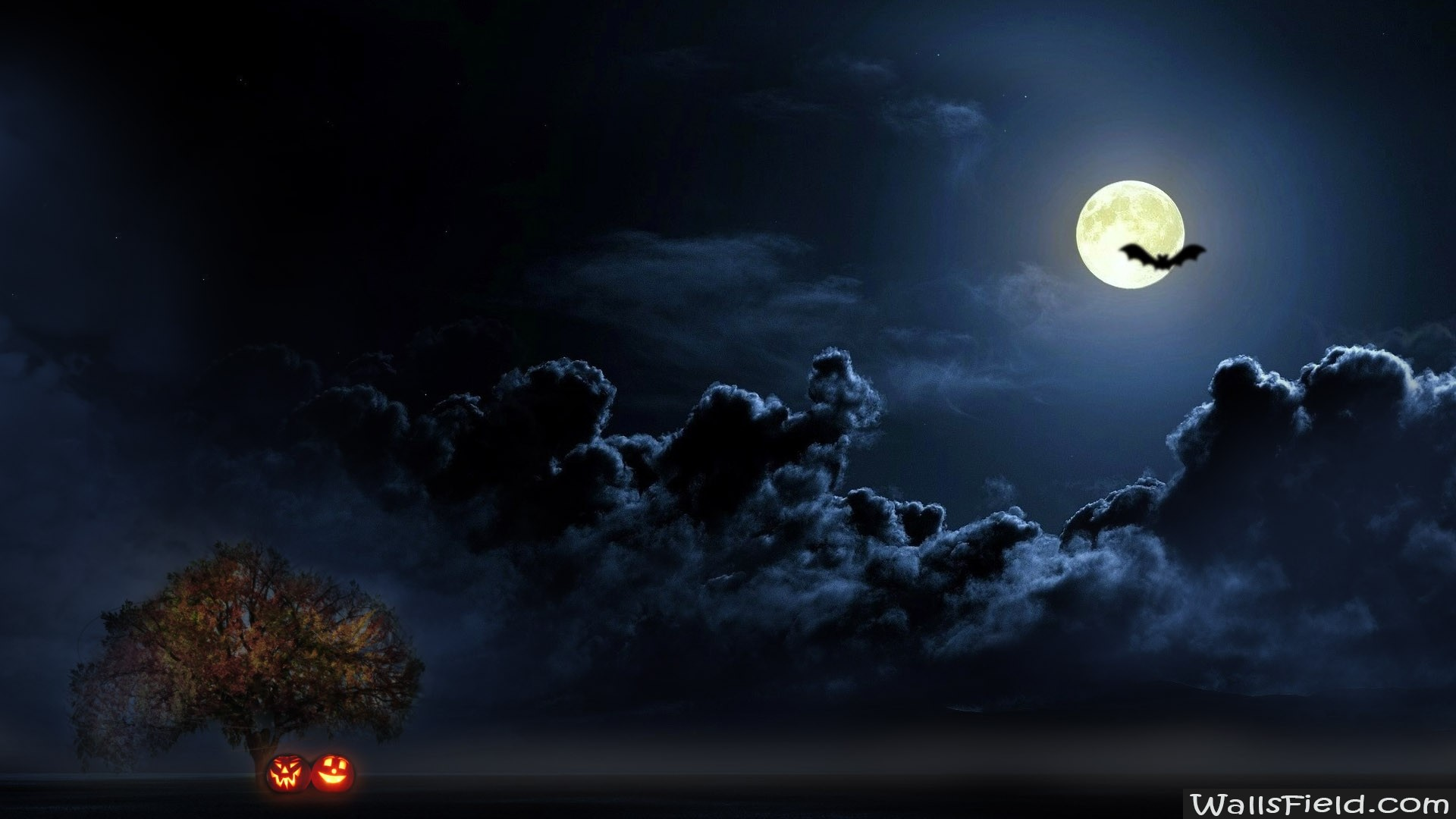 You can view, download and comment on Romantic Halloween free hd wallpapers  for your desktop
