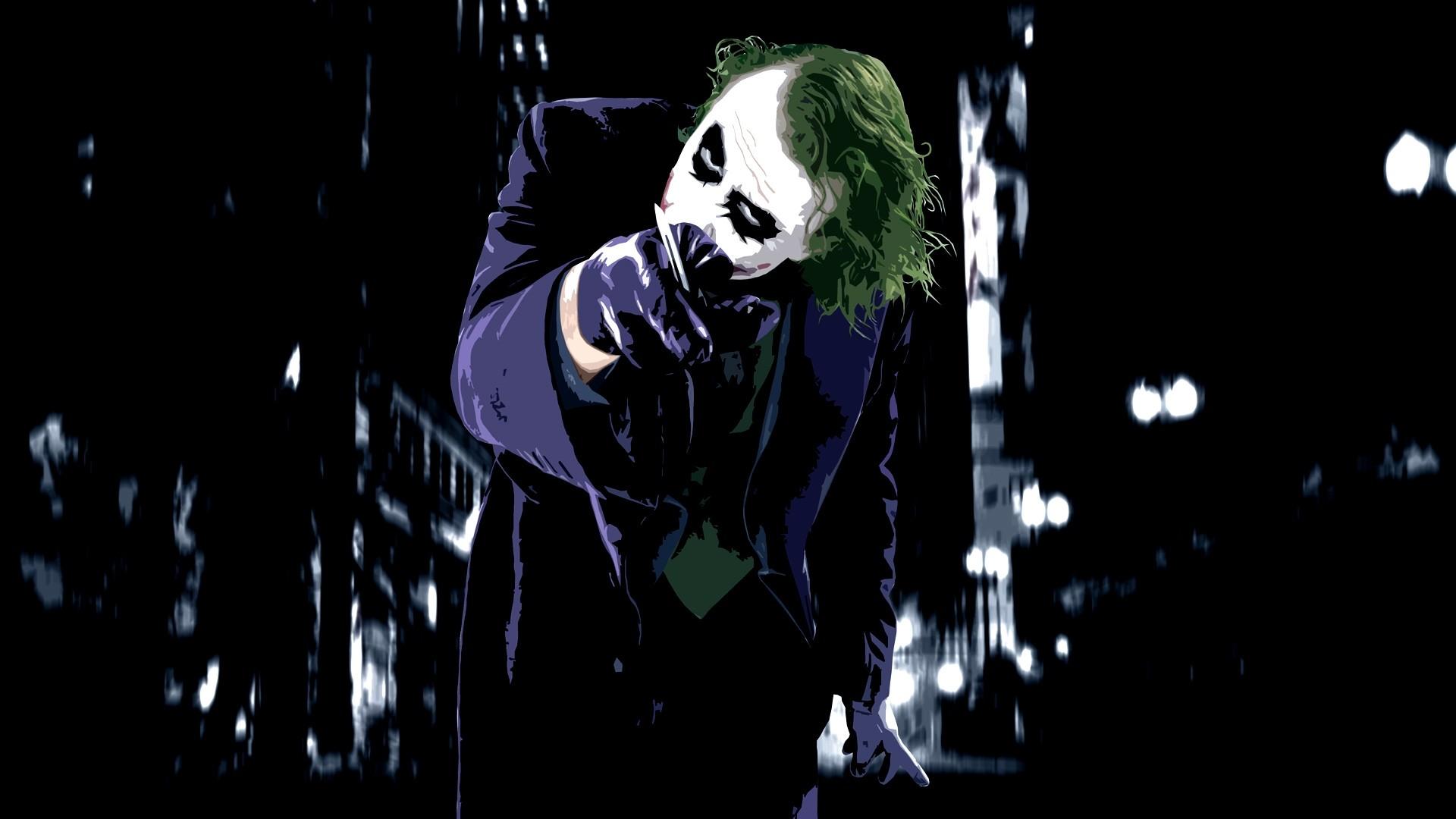 The Joker Full HD Wallpaper 1920×1080
