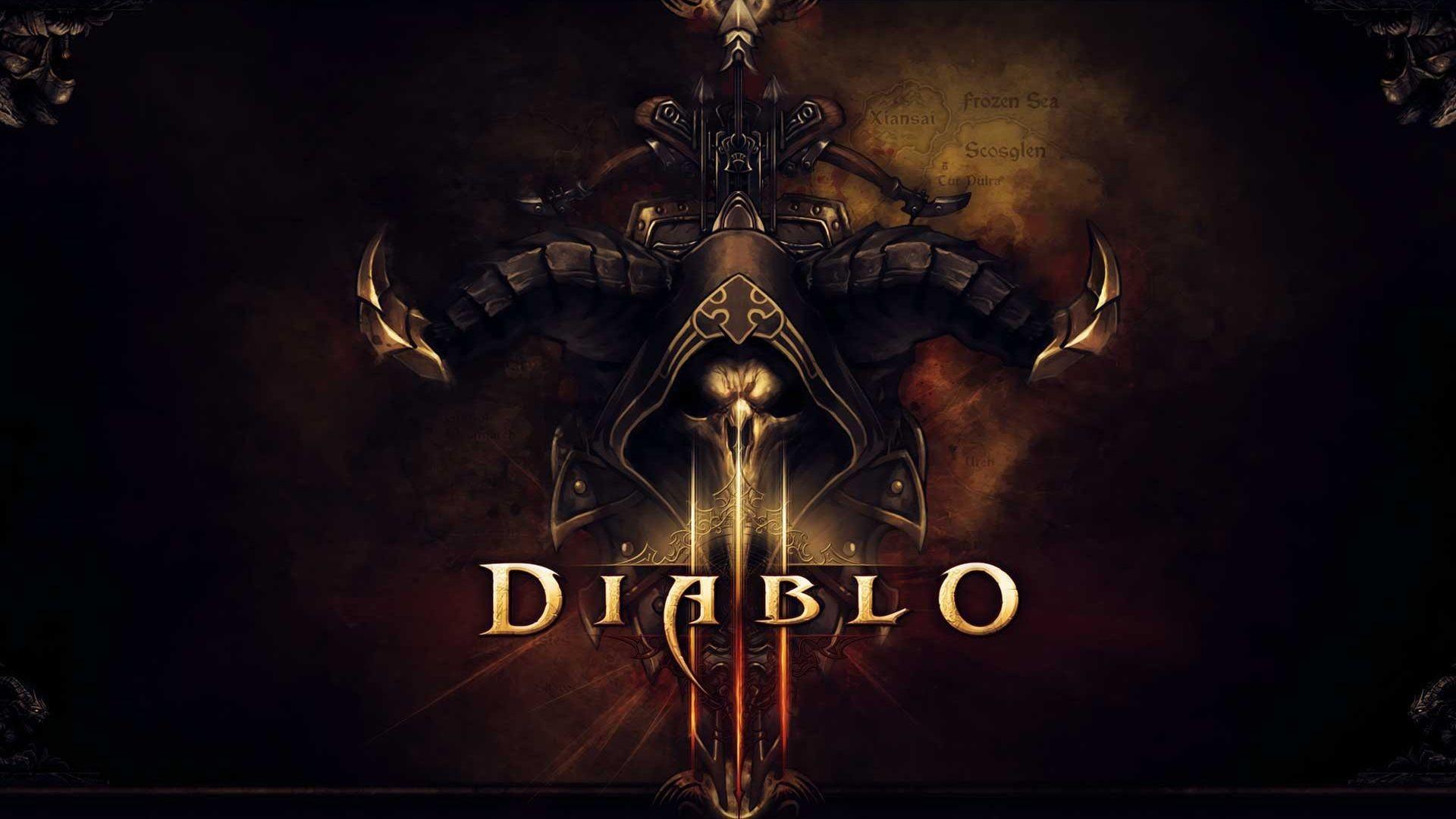 Diablo III Demon Hunter Artwork HD Wallpaper in Full HD from the Video  Games category.