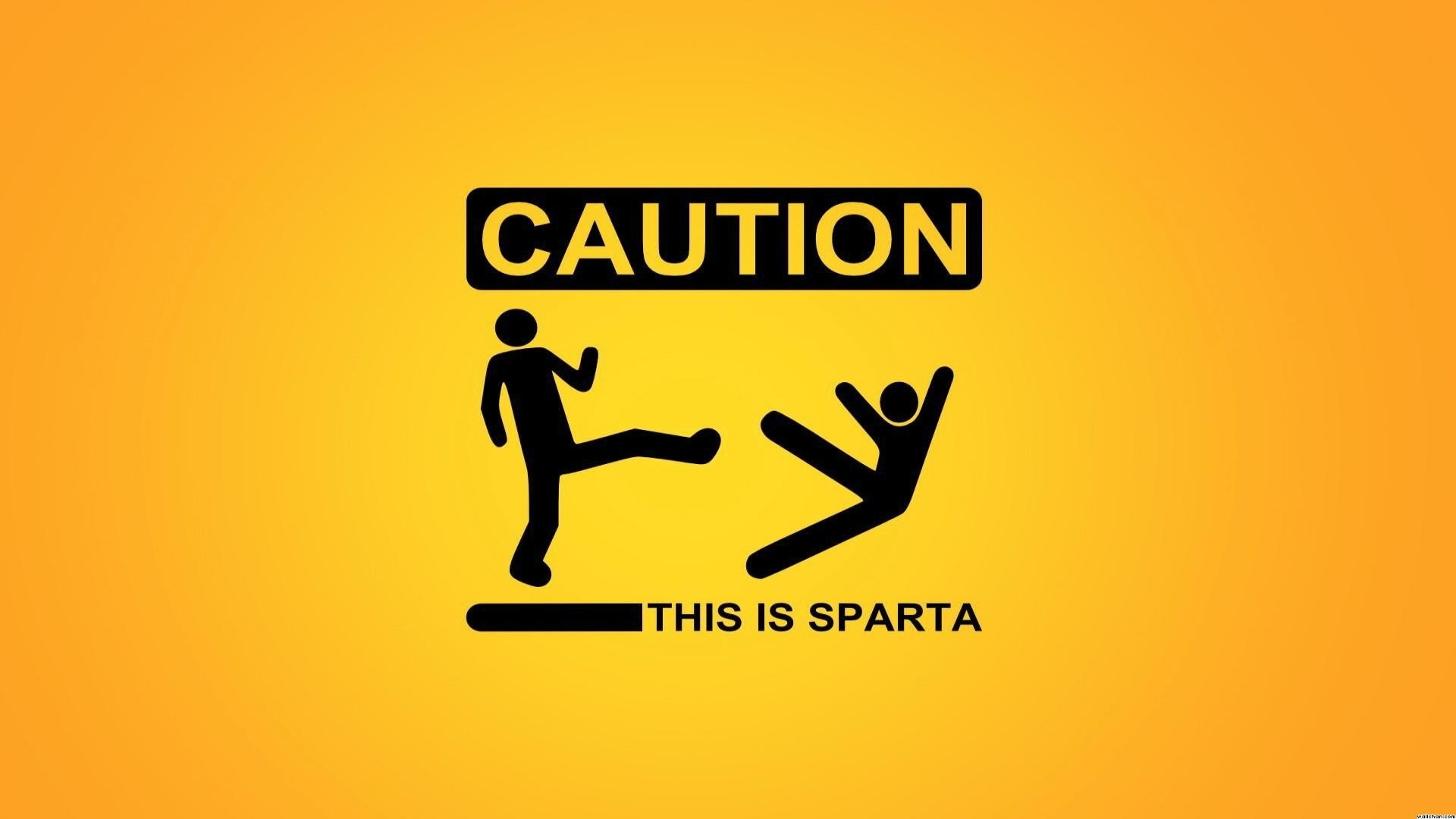 Amazing Oprez, ovo je Sparta Wallpaper HD Pozadine