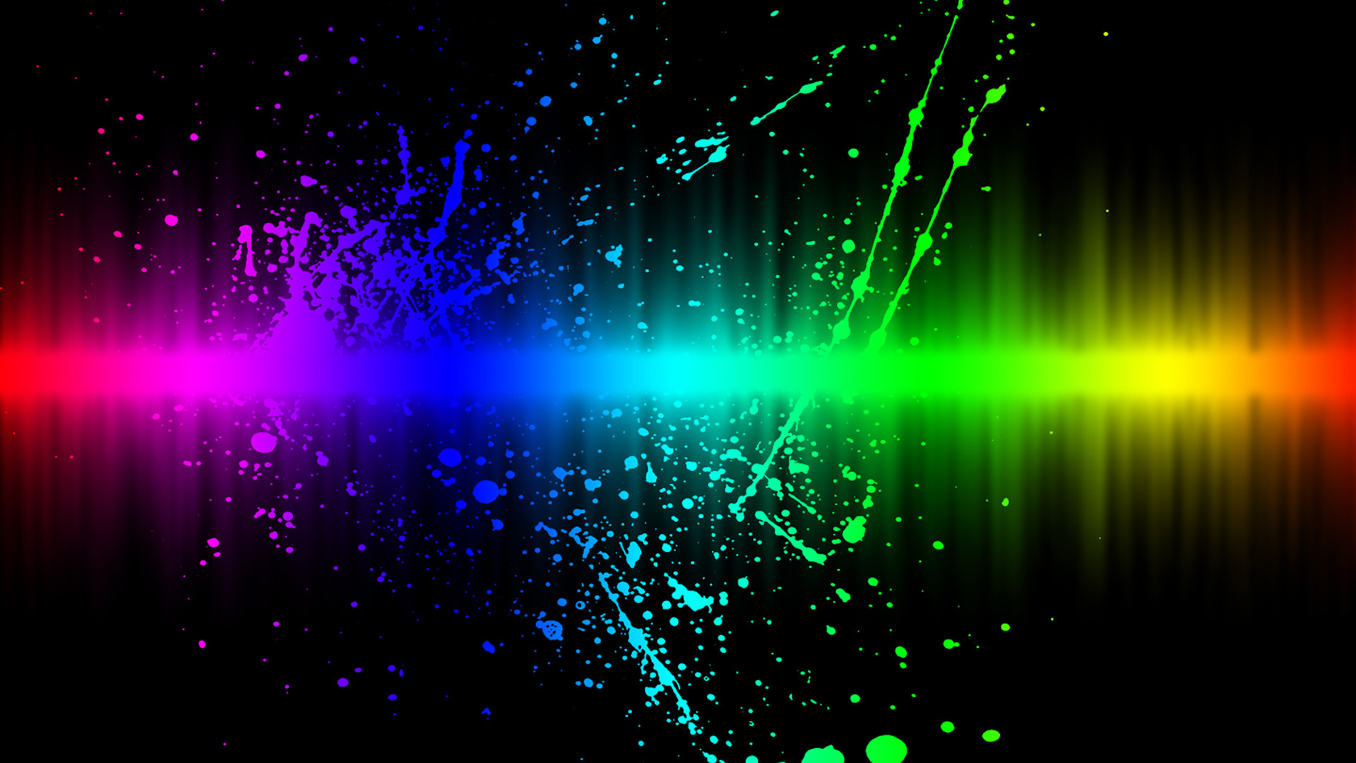 Funky Colorful Rainbow Wallpaper Hd – Helicalus – HD Wallpapers