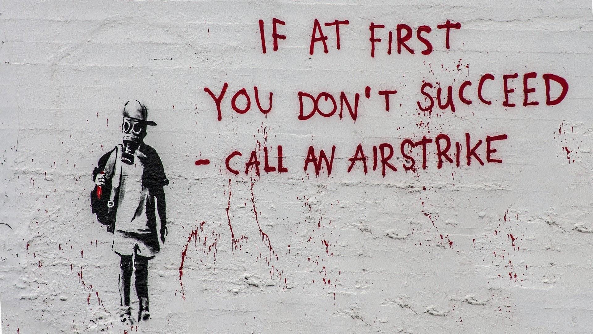 Graffiti Banksy San Francisco wallpaper | | 316076 .
