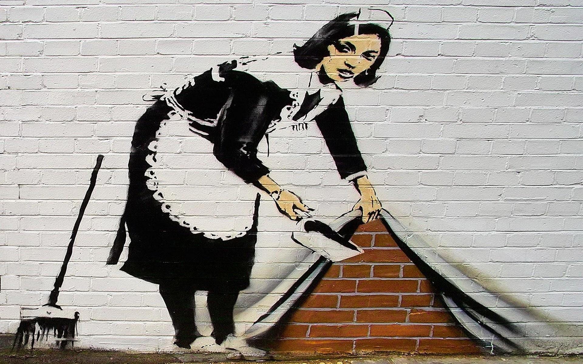 Banksy 587896; banksy 542485