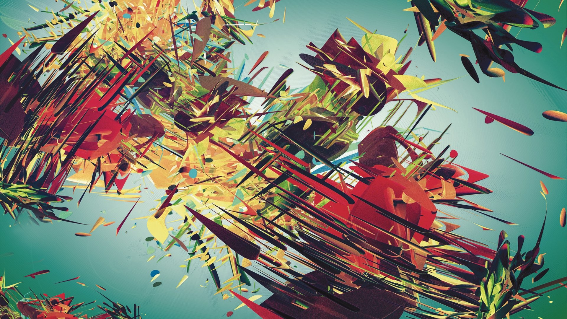 HD Wallpaper | Background ID:99989. Abstract Colors