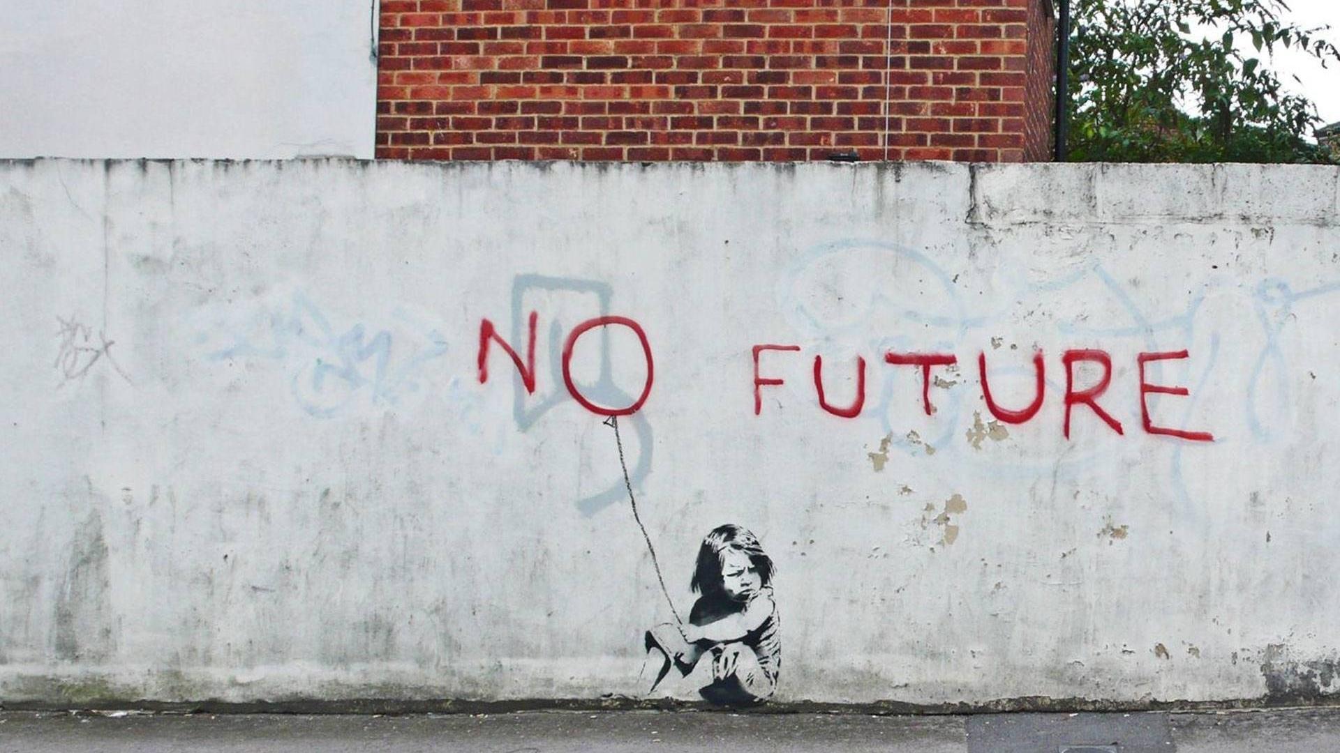 Graffitis Banksy