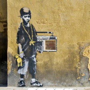 Banksy Wallpaper 1920×1080
