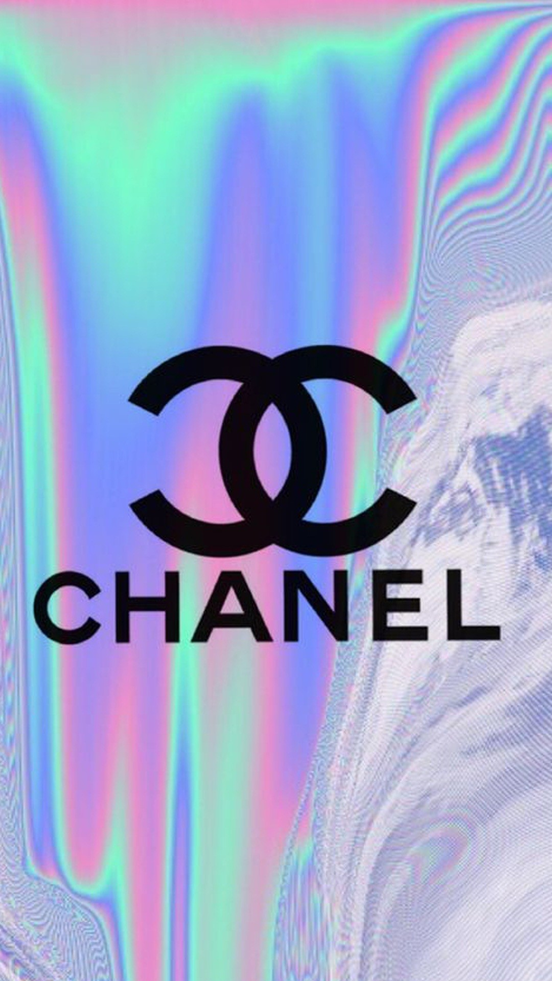 Girly Chanel Iphone Wallpaper Wallpapers For Iphone   Background Wallpapers