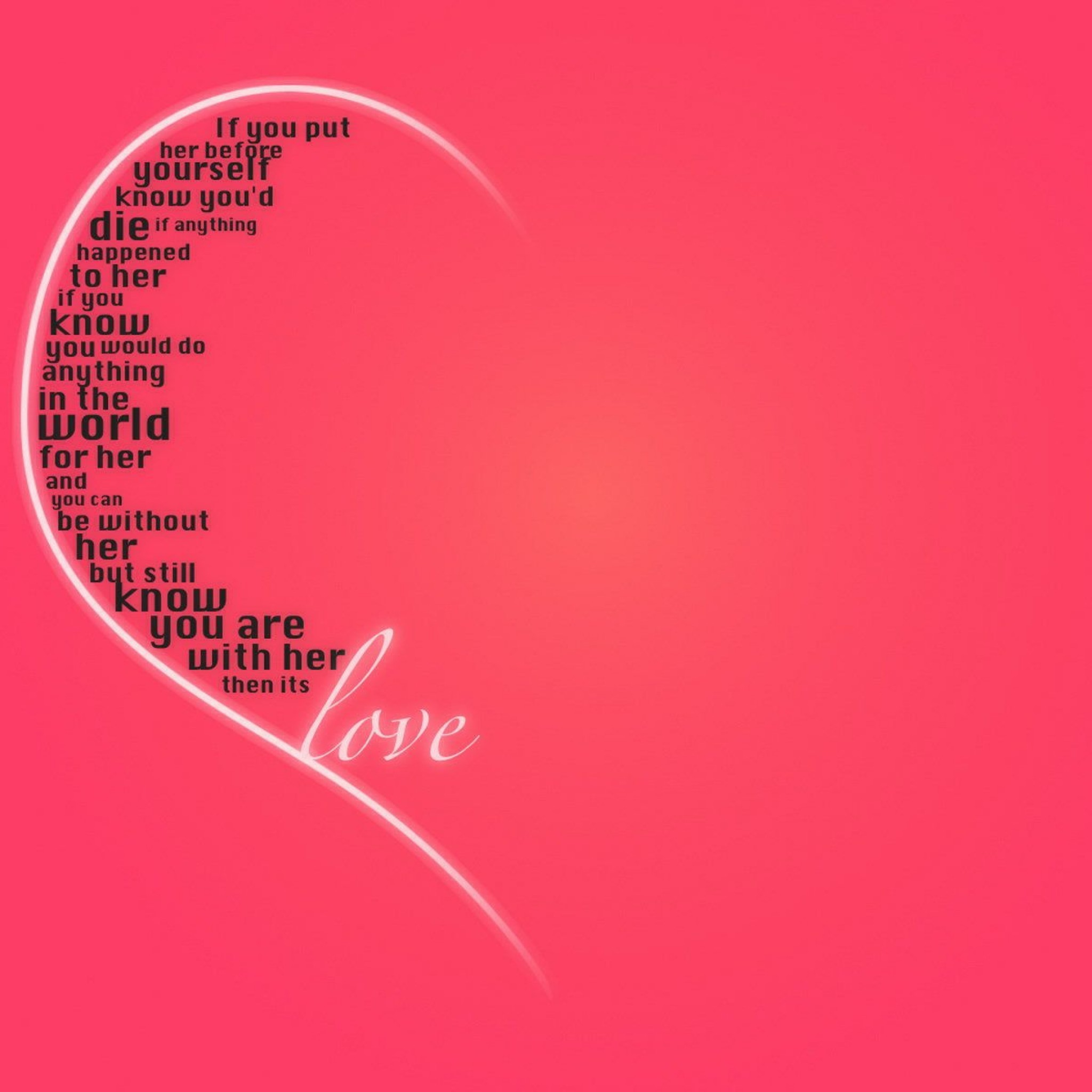 Cute Love Quote Backgrounds For Iphone 11619   PCMODE