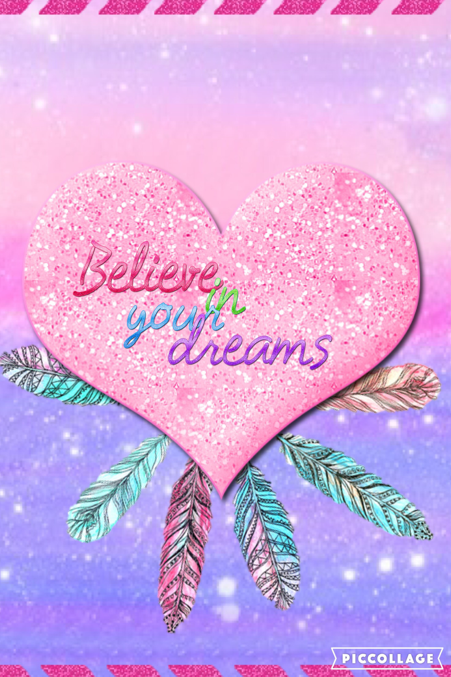 Girly heart inspiration…by Rosely · Cute WallpapersIphone …