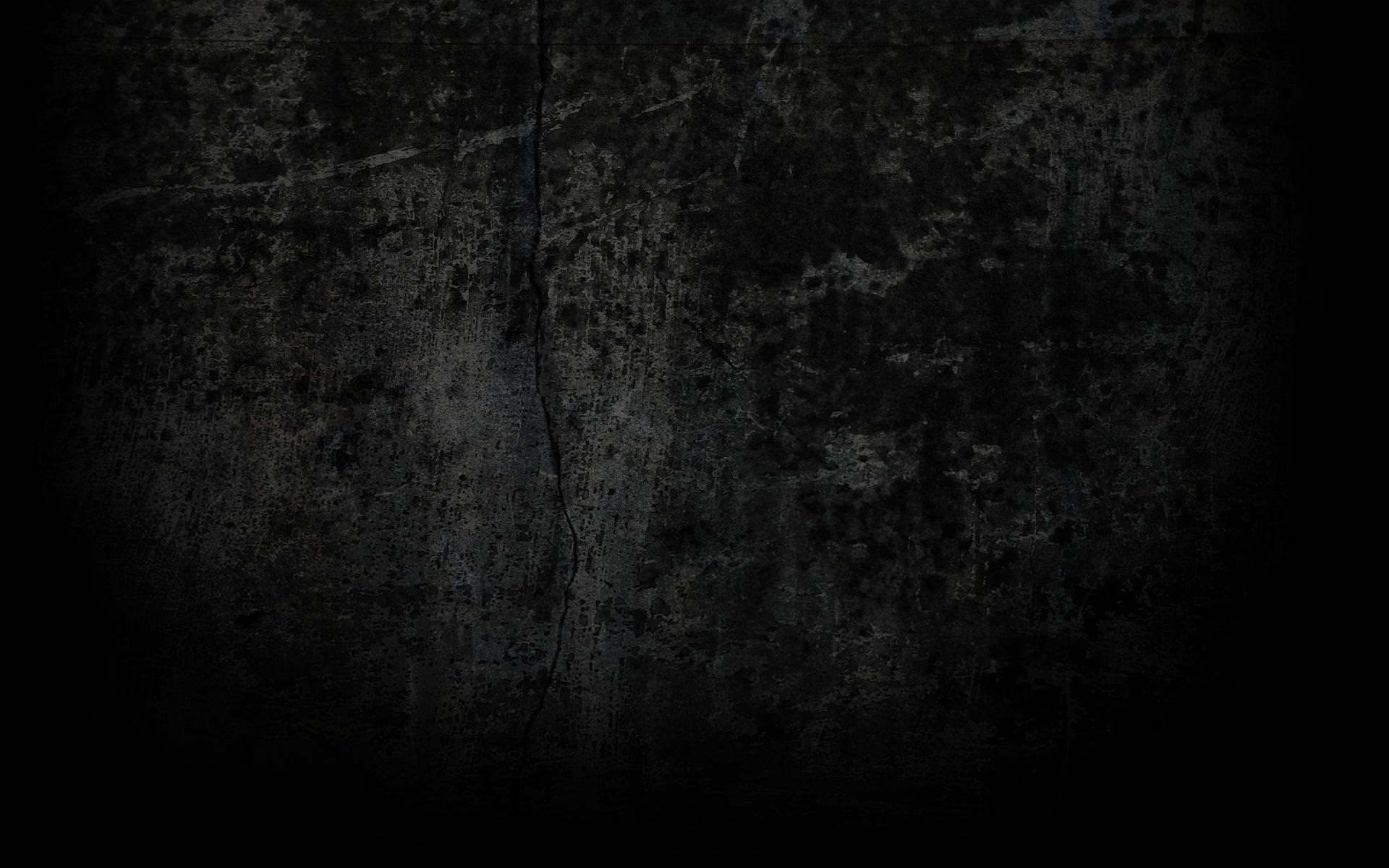 Grunge Effect Black Wallpaper for Website