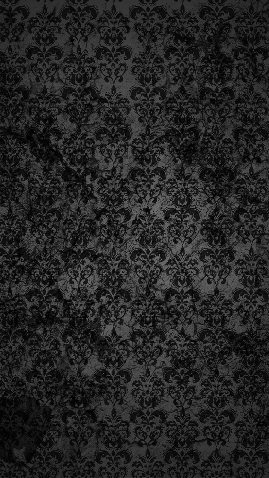 Black Lace Dark Grunge Pattern iPhone 6 Plus HD Wallpaper …