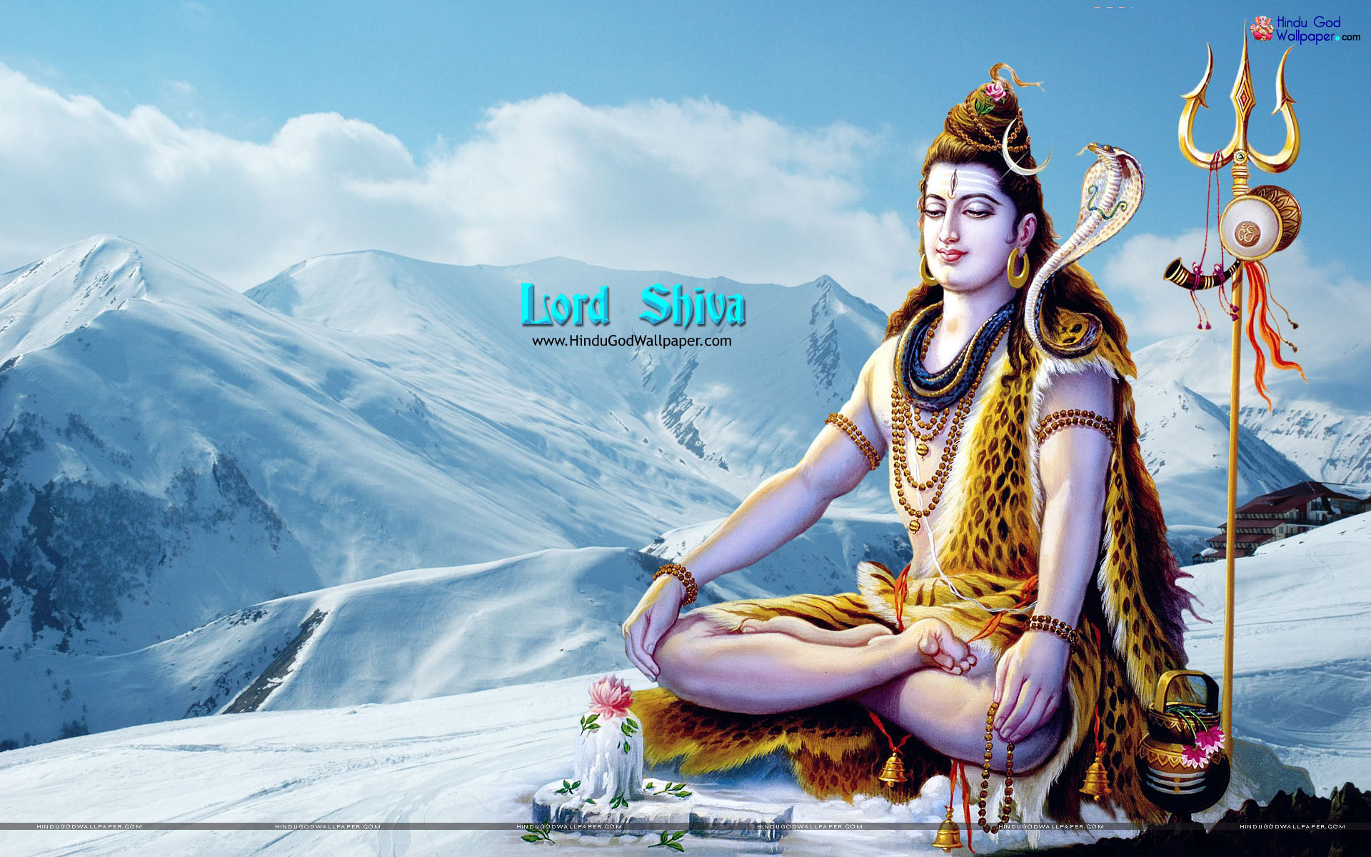 Lord Shiva Wallpapers, Pictures & Images Wallpaper Full Size Download