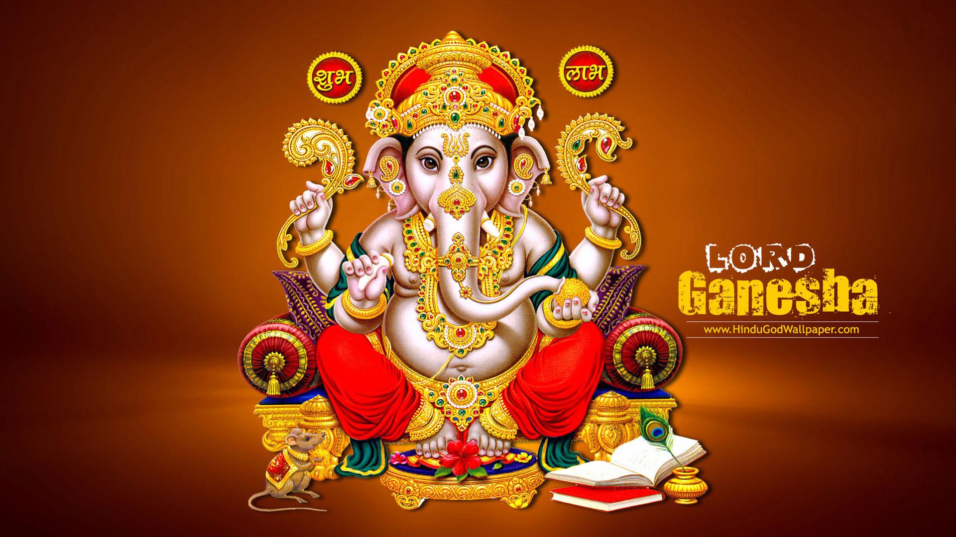hd pics photos gods cute small lord ganesha desktop background wallpaper