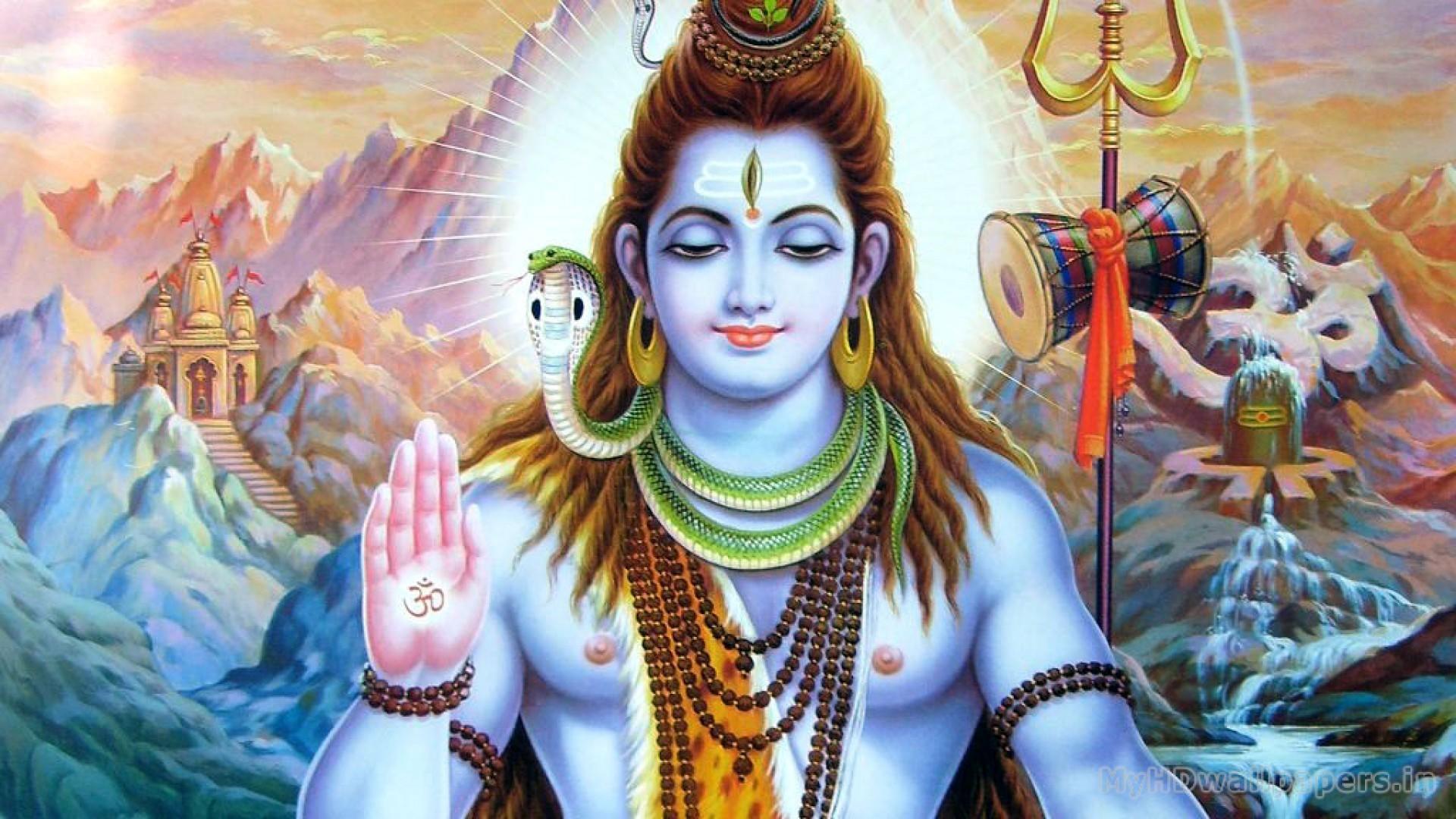 Hindu God Desktop Wallpapers – Top 10 Best Wallpapers