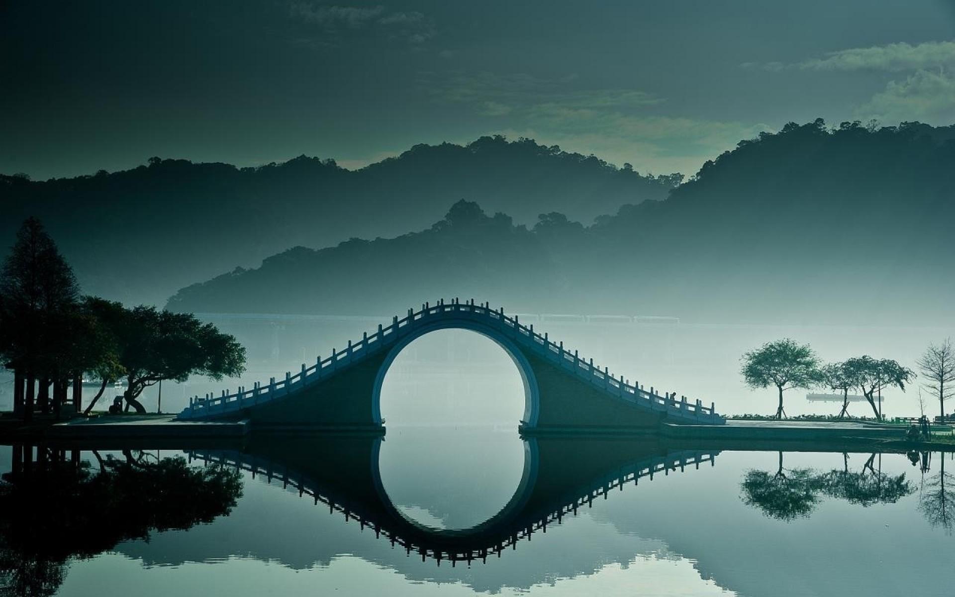 Fantastic Bridge Wallpaper