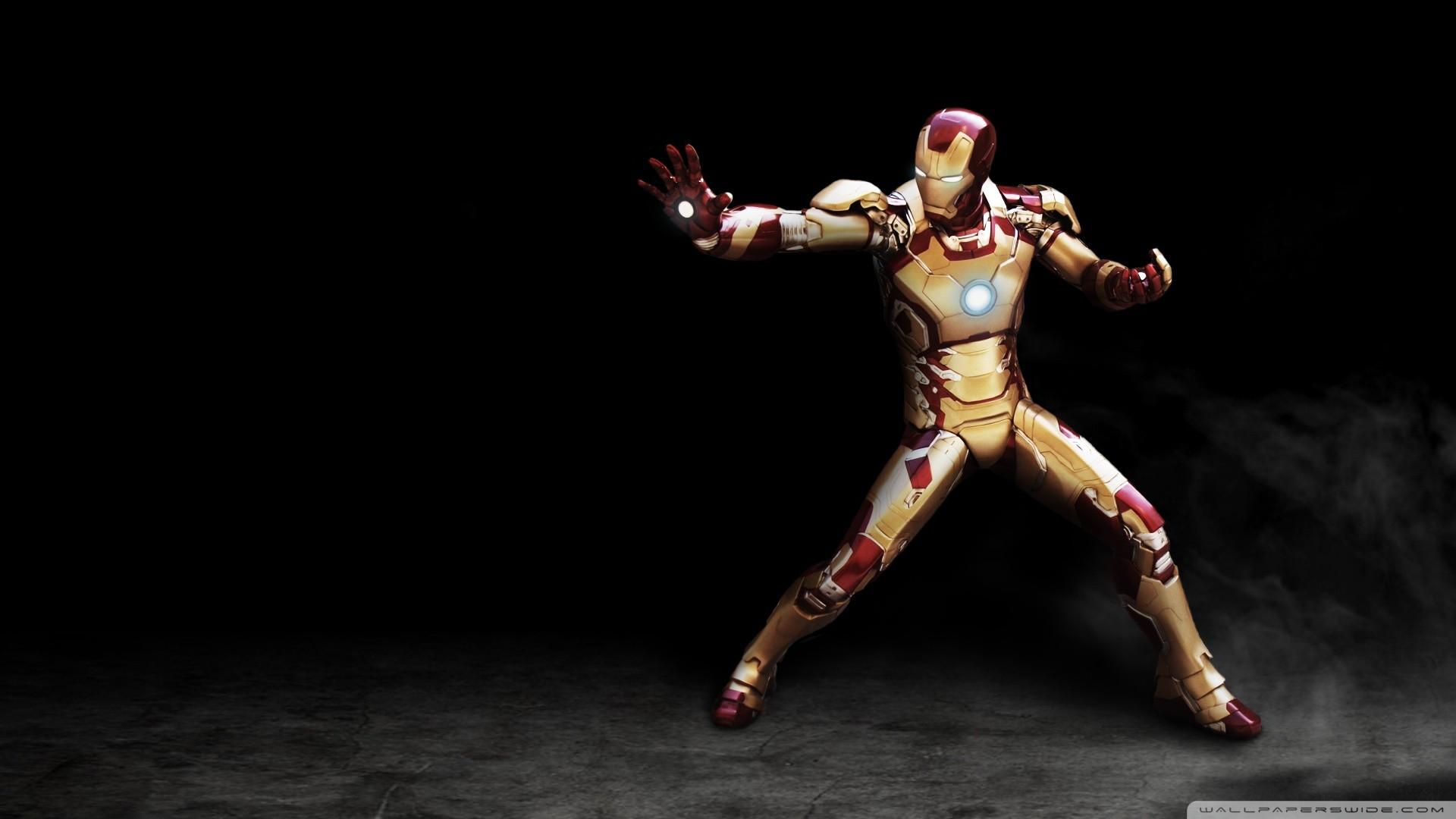 Iron Man HD desktop wallpaper Widescreen High Definition