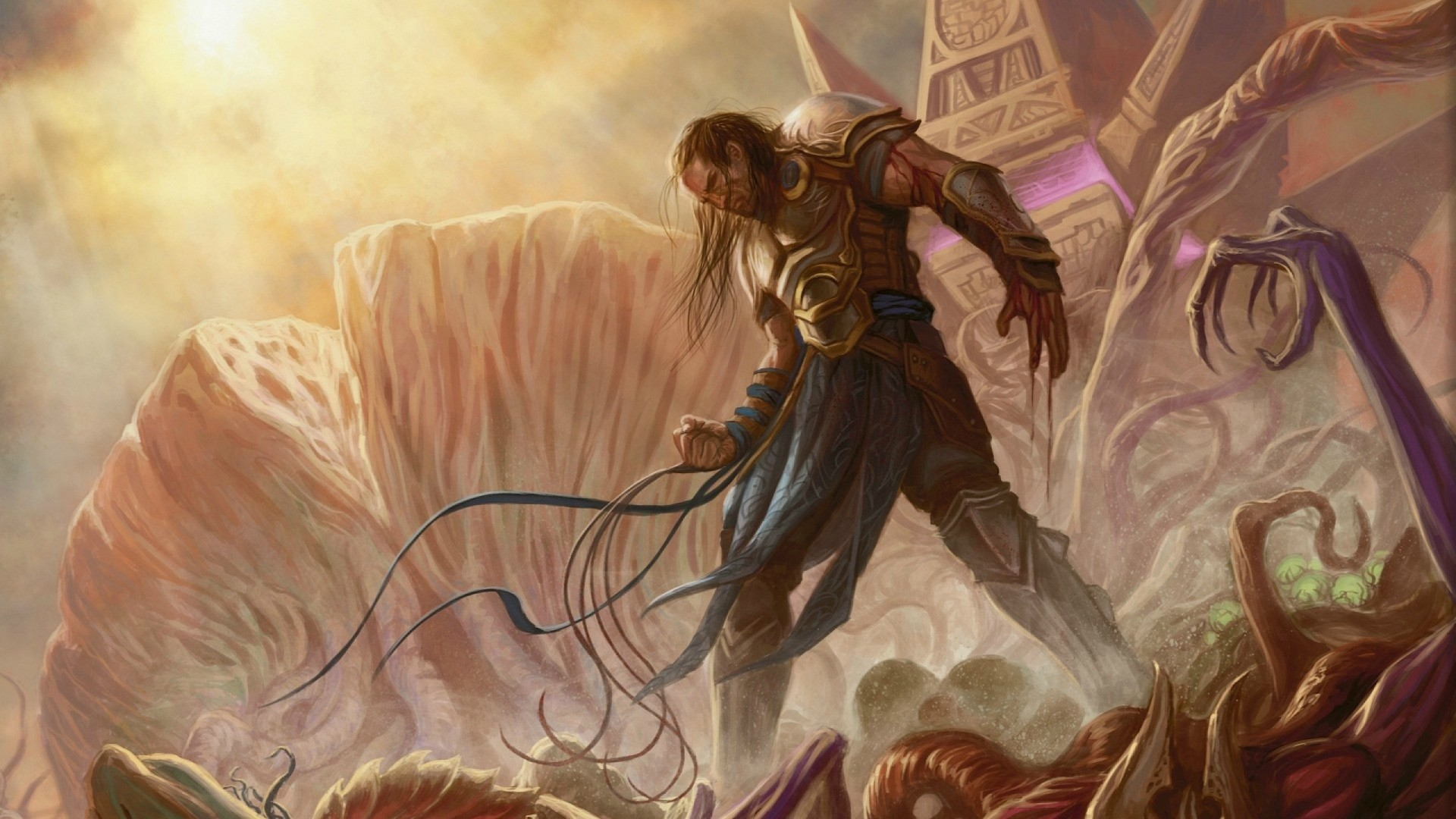 Magic: The Gathering – 150 Wallpapers (1920×1080)