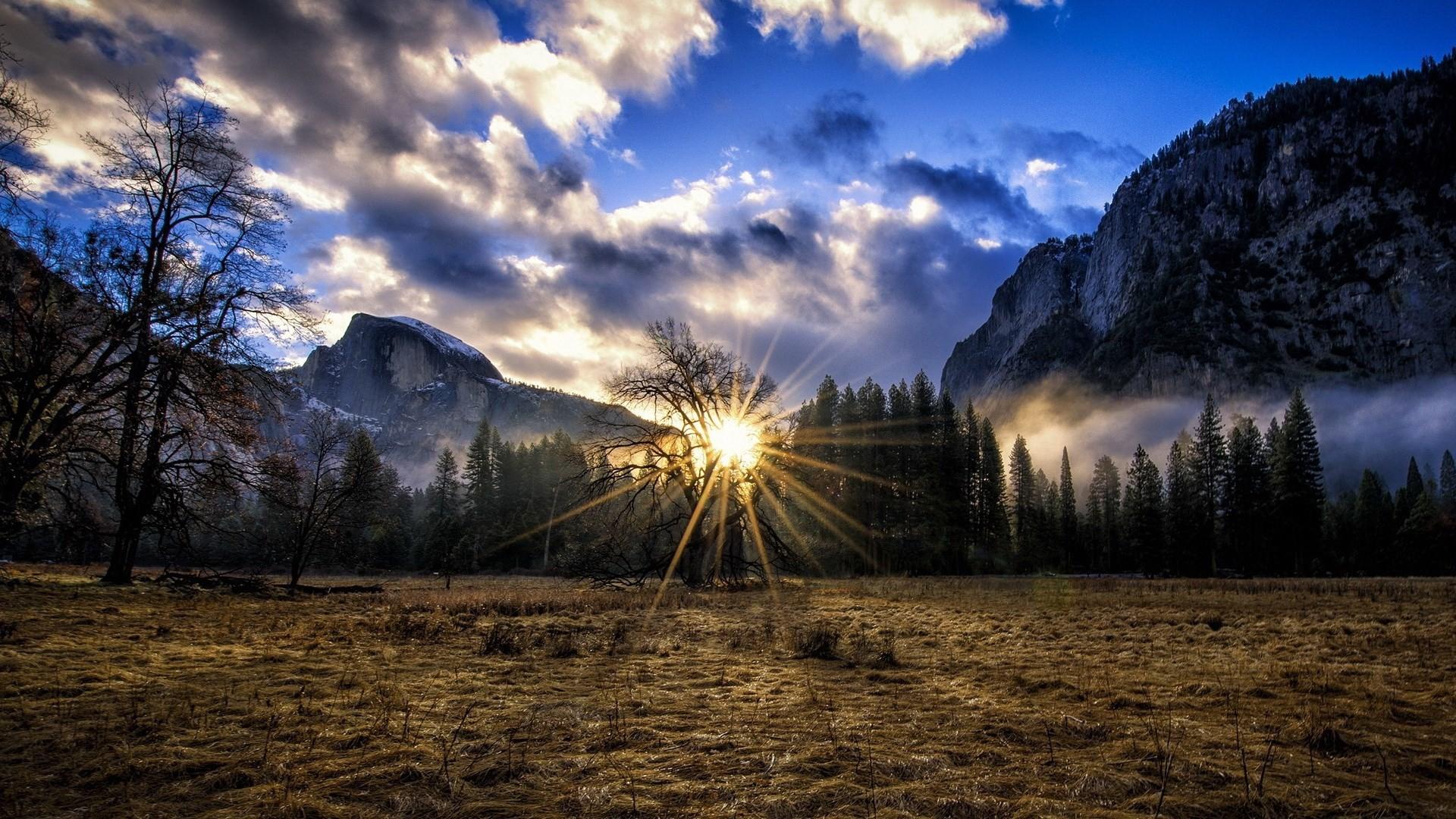 HD Widescreen Wallpaper – sunbeam