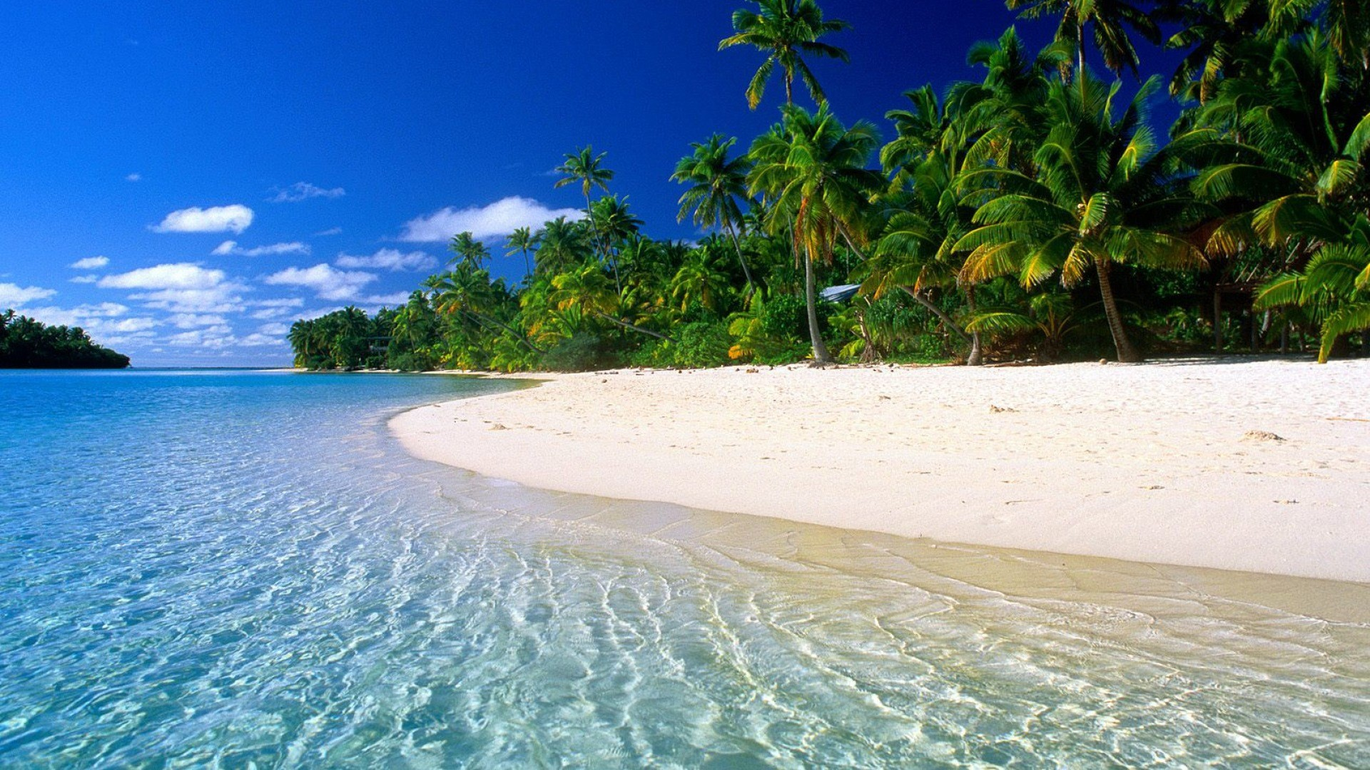 beach free hd widescreen 1920×1080