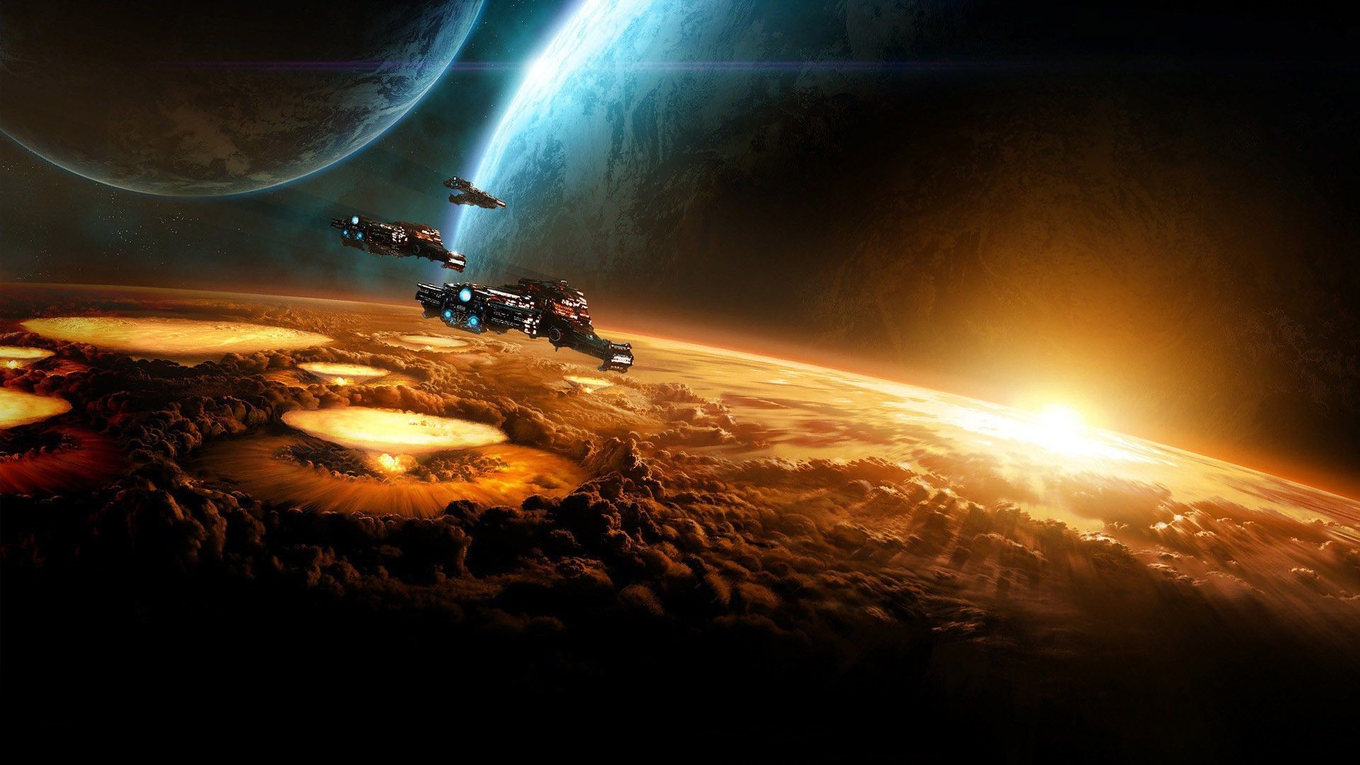 PC px Starcraft 2 Wallpaper, ZyzixuN Wallpapers