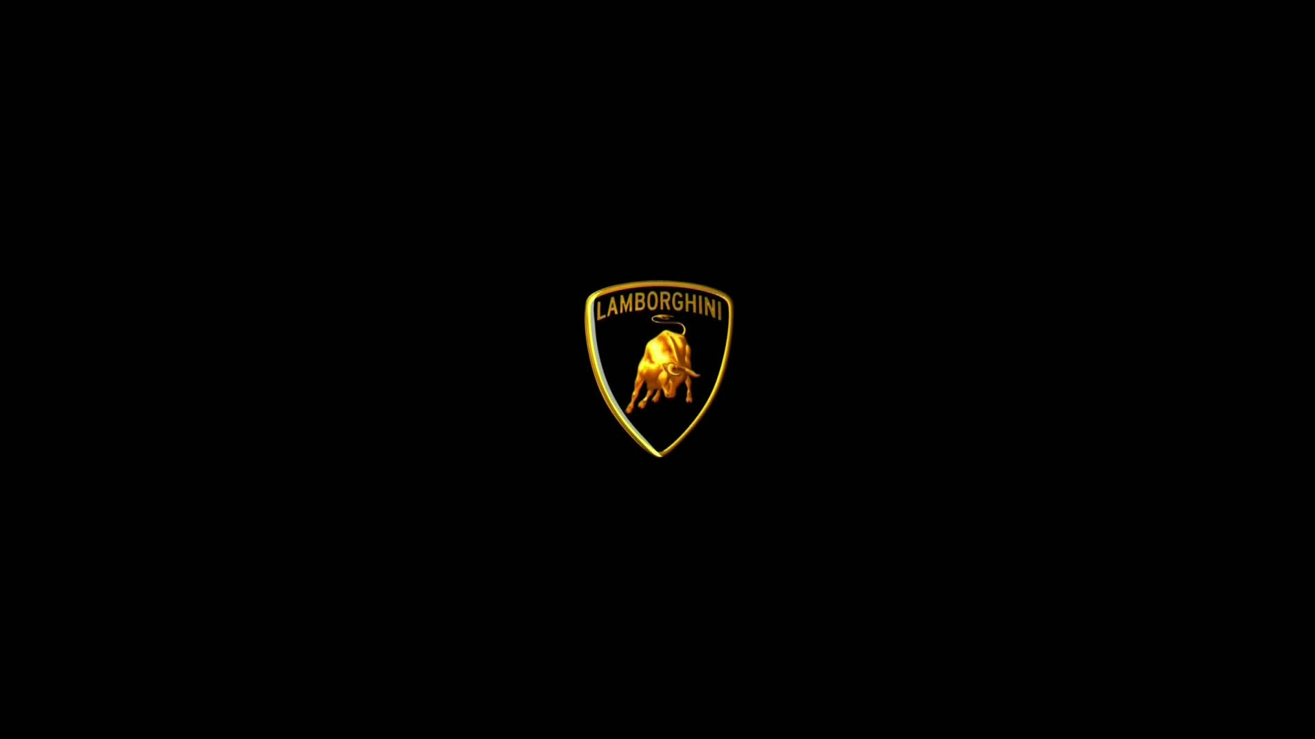 Lamborghini Logo Cool HD Wallpapers | HD Wallpapers
