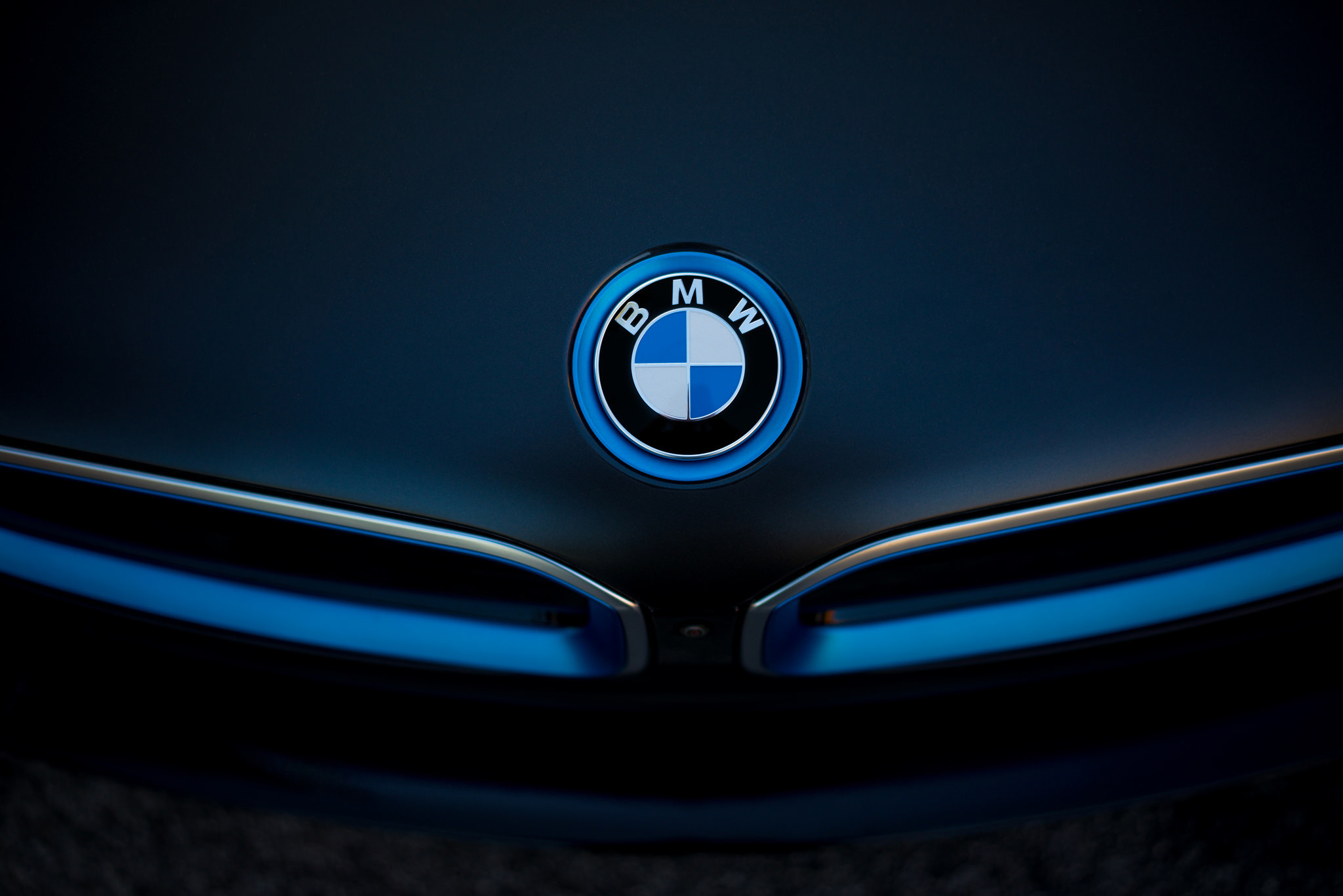 … BMW Logo Wallpaper …
