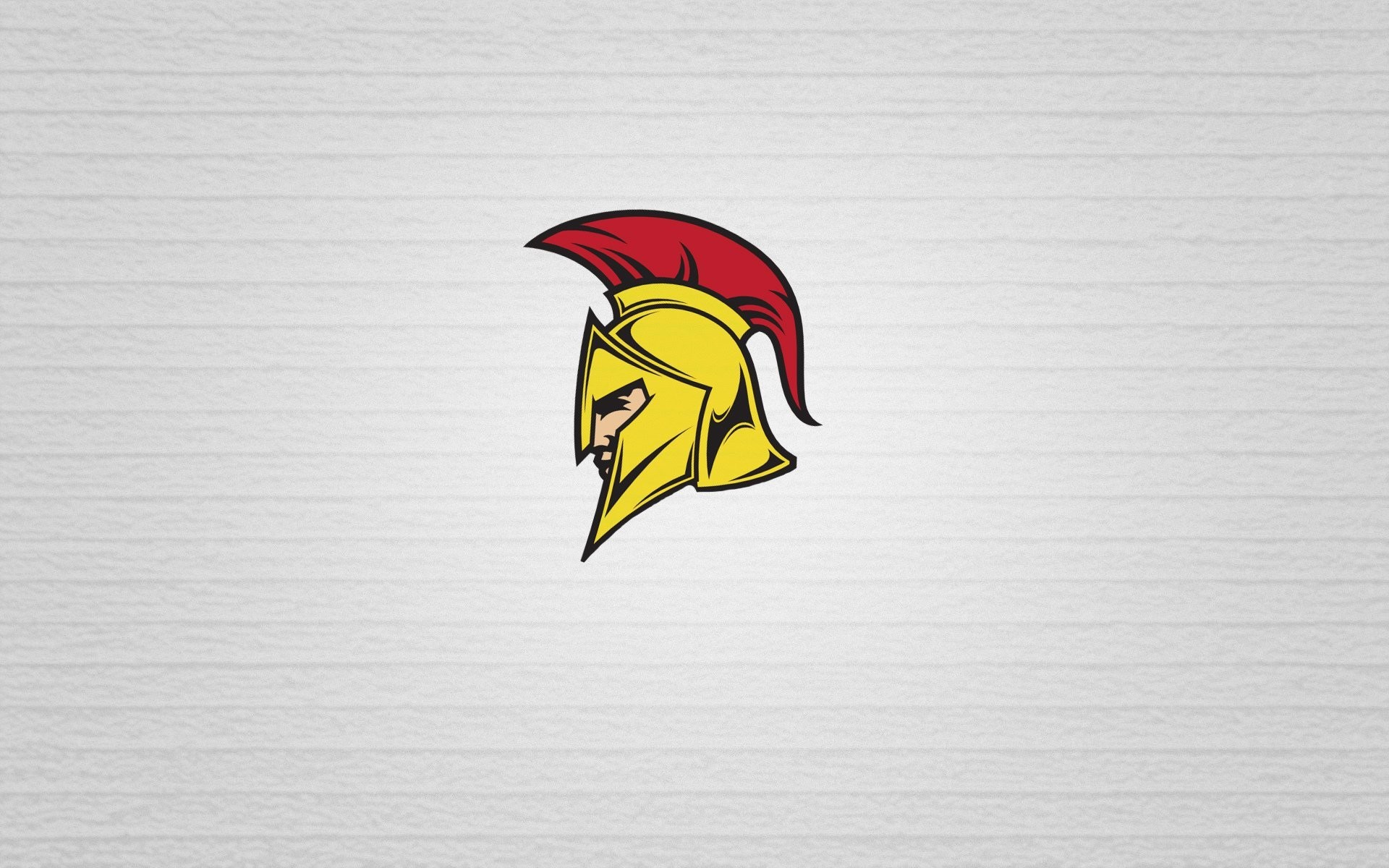 rome helmet head men armour red yellow white background minimalism greece  greek this is sparta