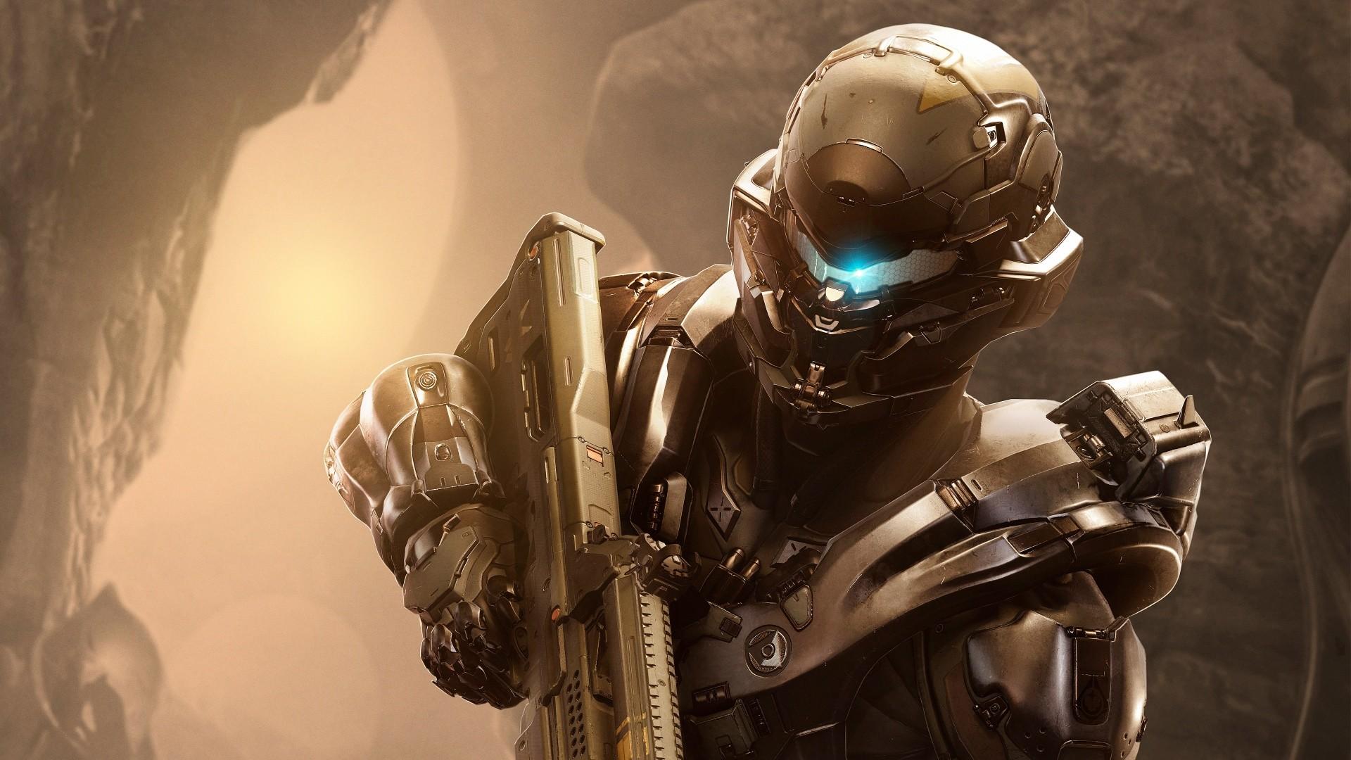 Locke Halo 5 Guardians Wallpapers   HD Wallpapers