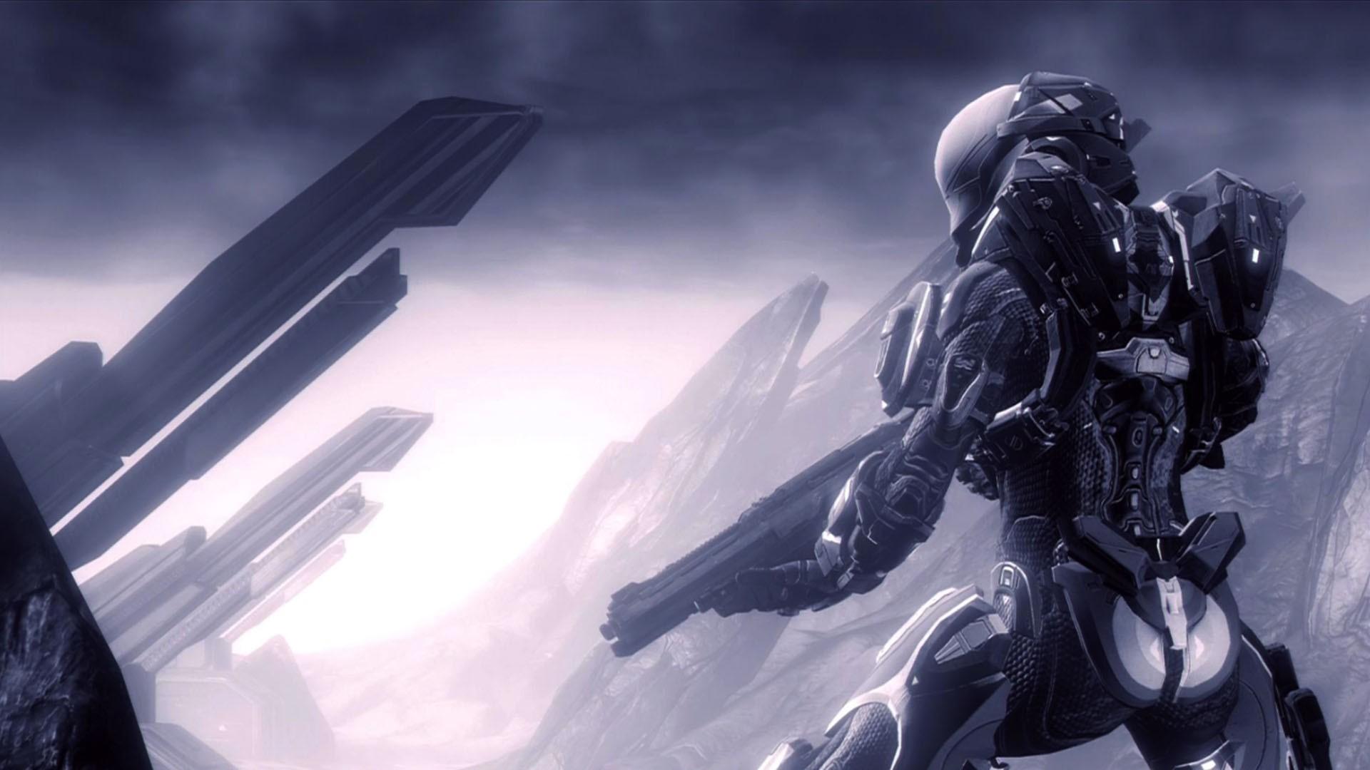 Halo 4 Spartan Wallpaper Hd Halo spartan w…