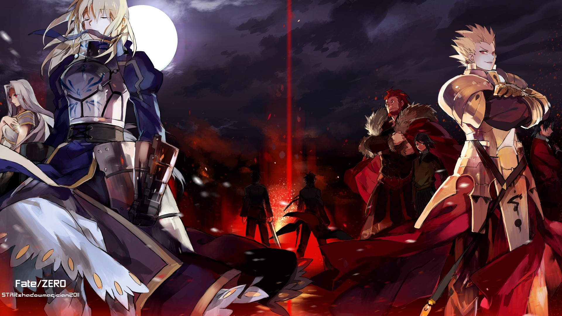 images Fate Stay Night HD wallpaper and background photos (32290756 .