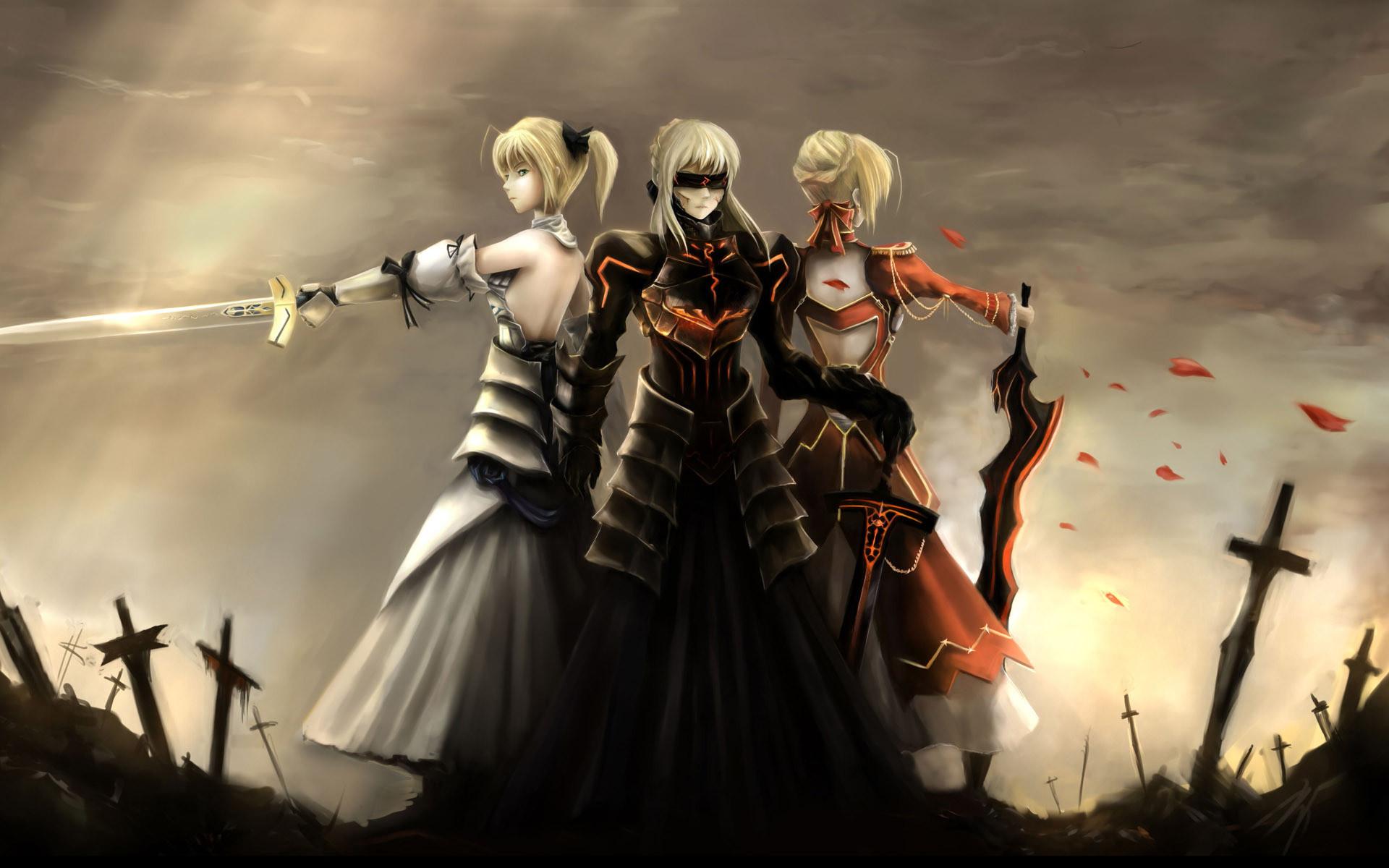 Fate Stay Night Best HD Wallpaper
