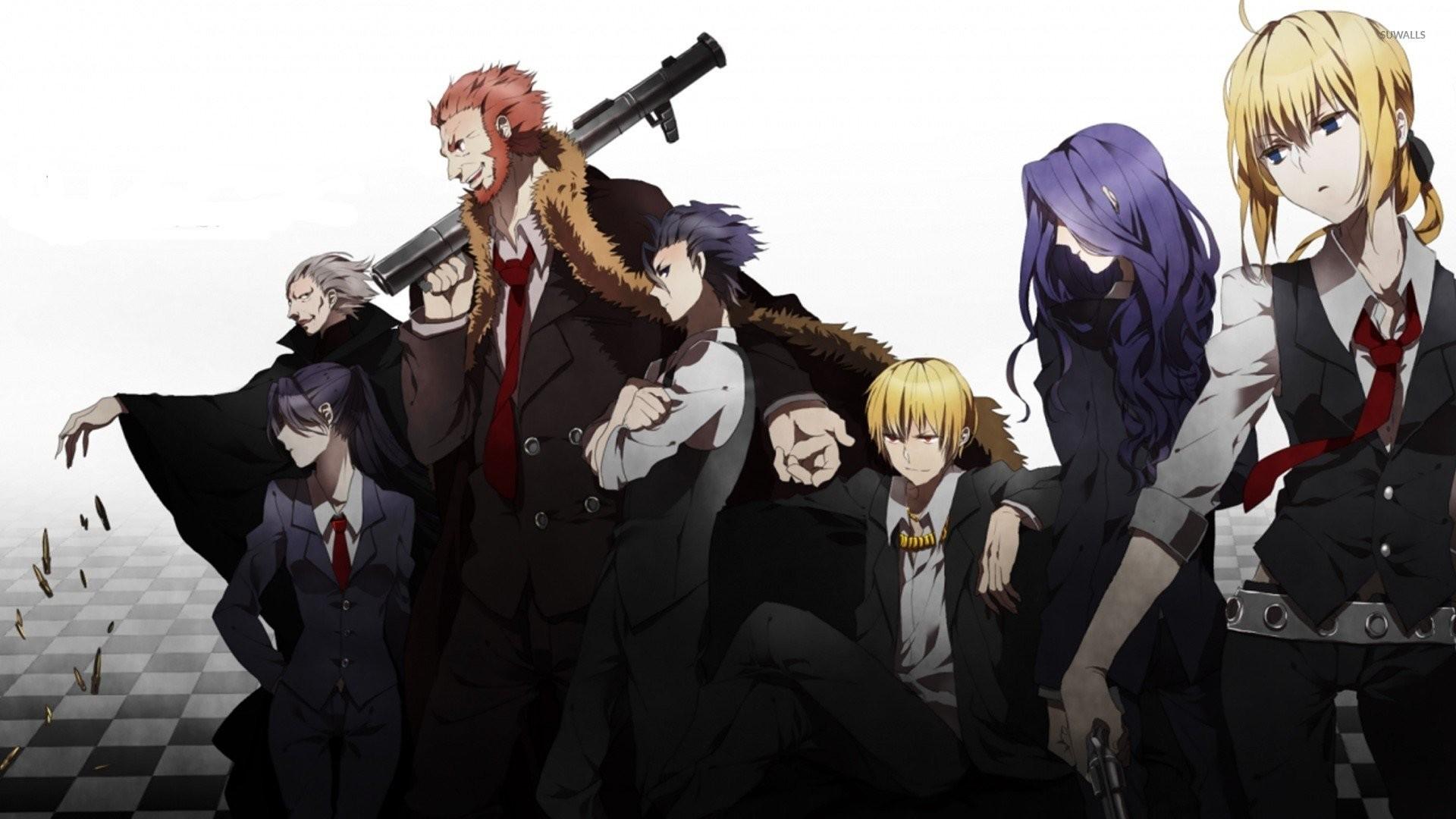 HD Wallpaper   Background ID:827771. Anime Fate/Zero