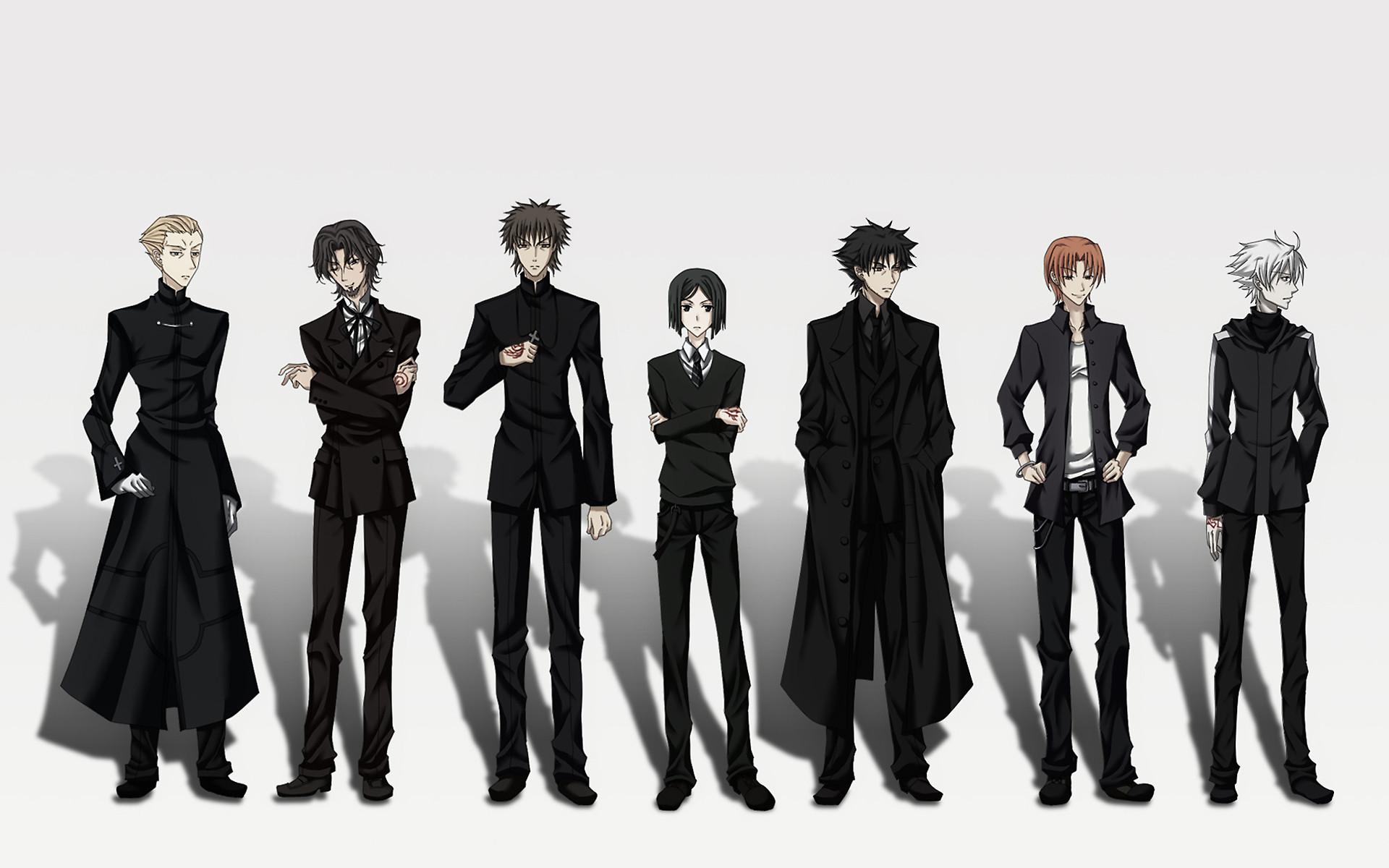 Fate Zero Character Wallpaper