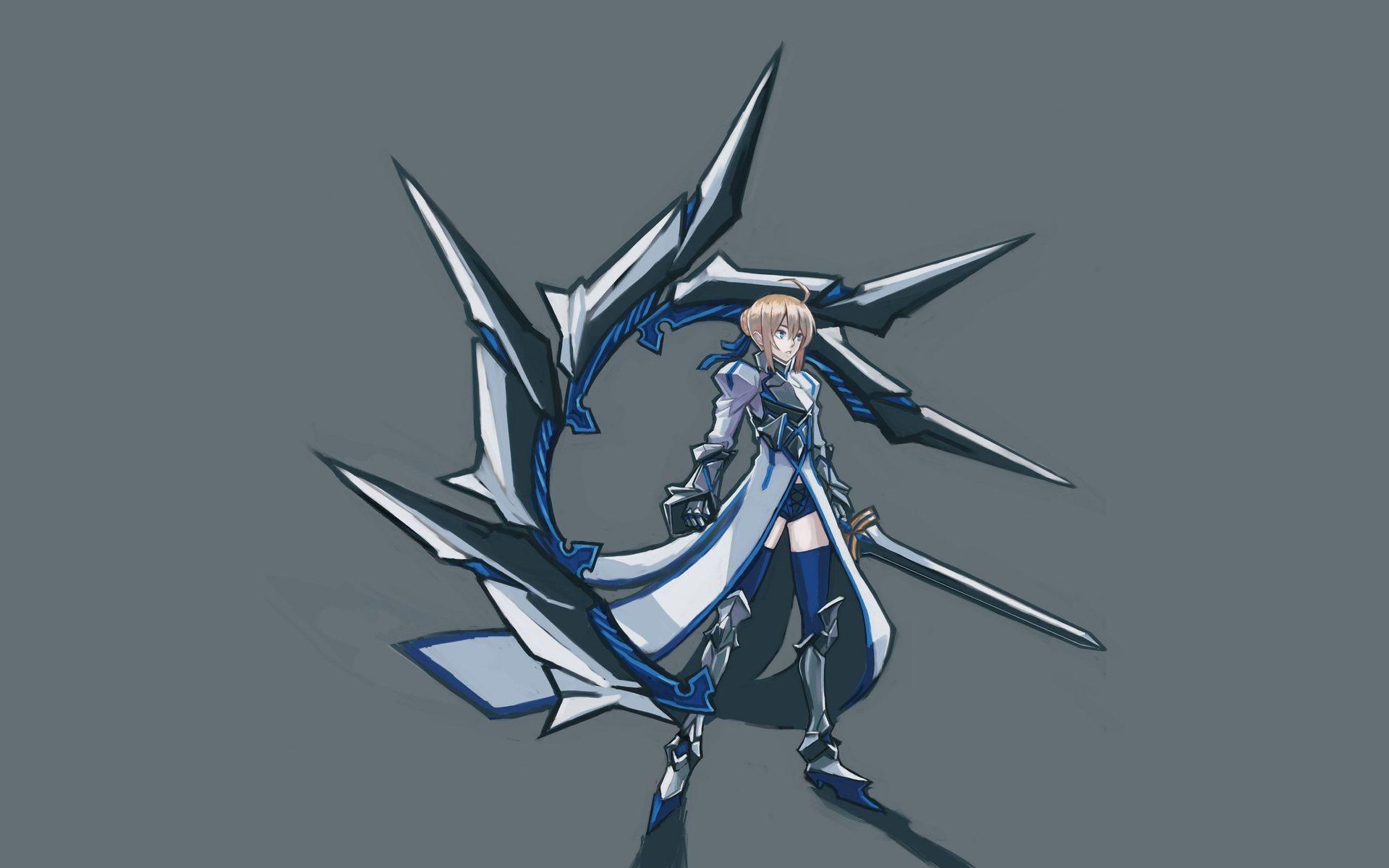 … Fate/Zero HD Wallpaper Saber …