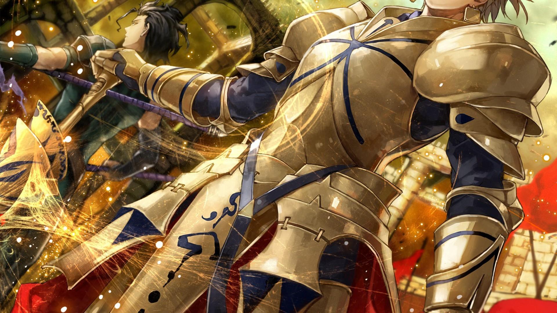 Fate Zero – Gilgamesh