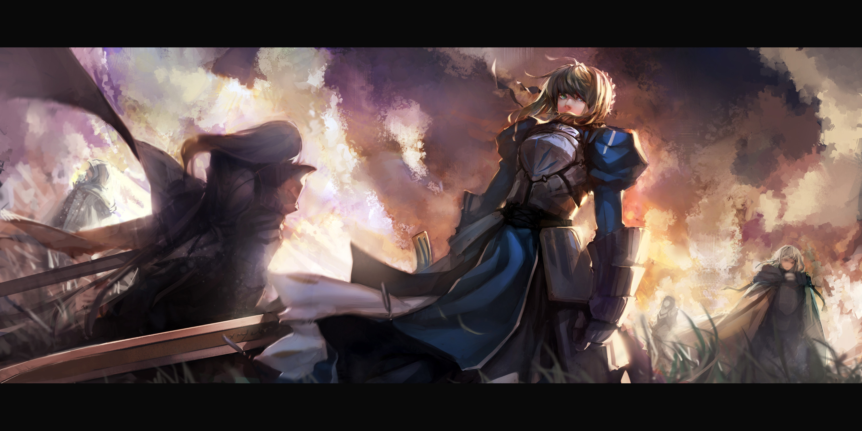 Fate/stay night · download Fate/stay night image