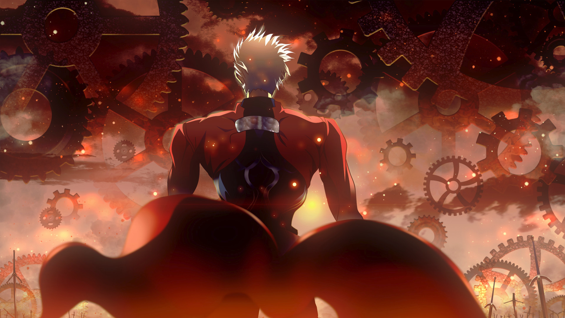 Fate Stay Night Archer Images As Wallpaper HD
