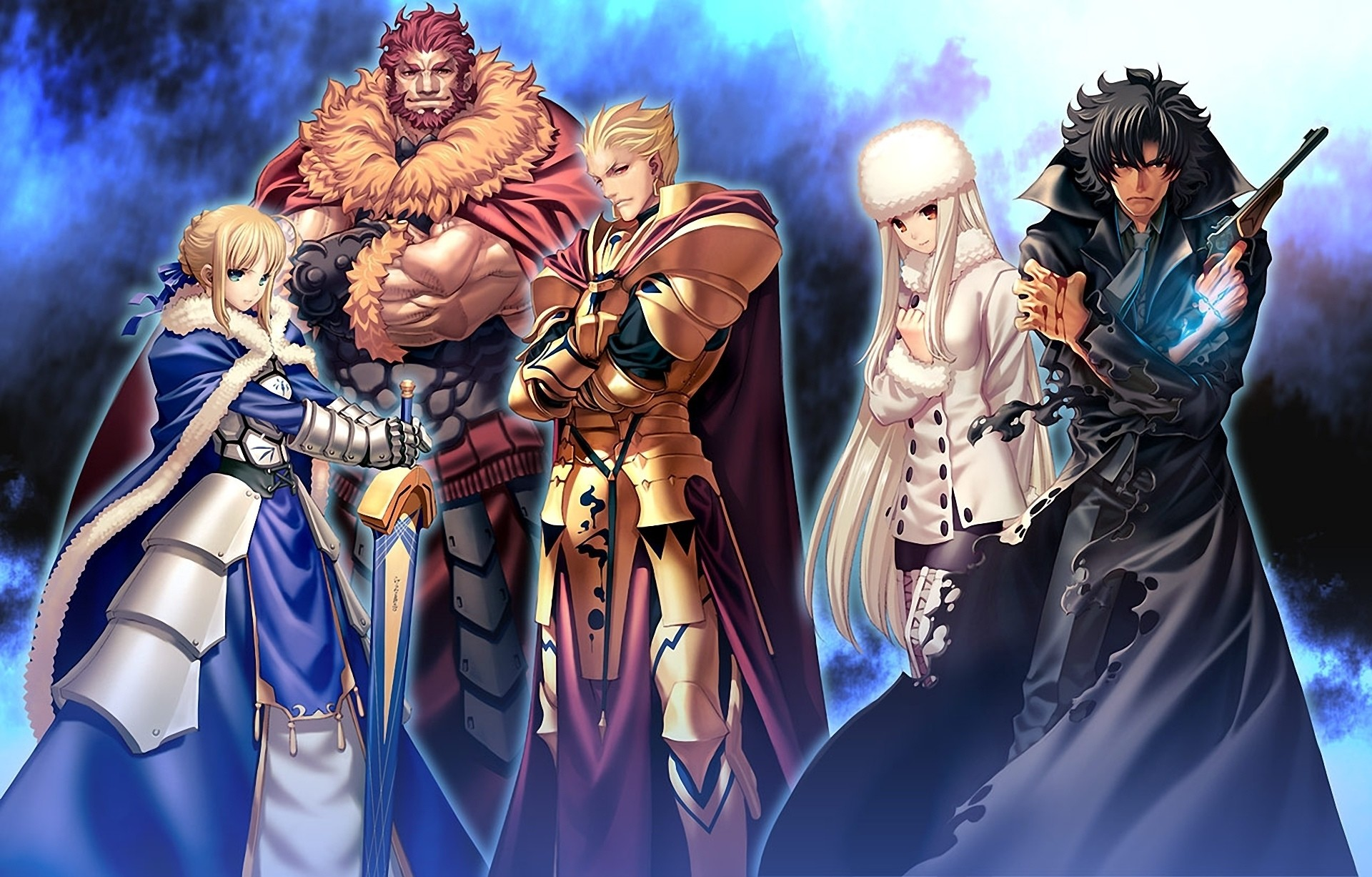 192 Fate/Zero HD Wallpapers   Backgrounds – Wallpaper Abyss